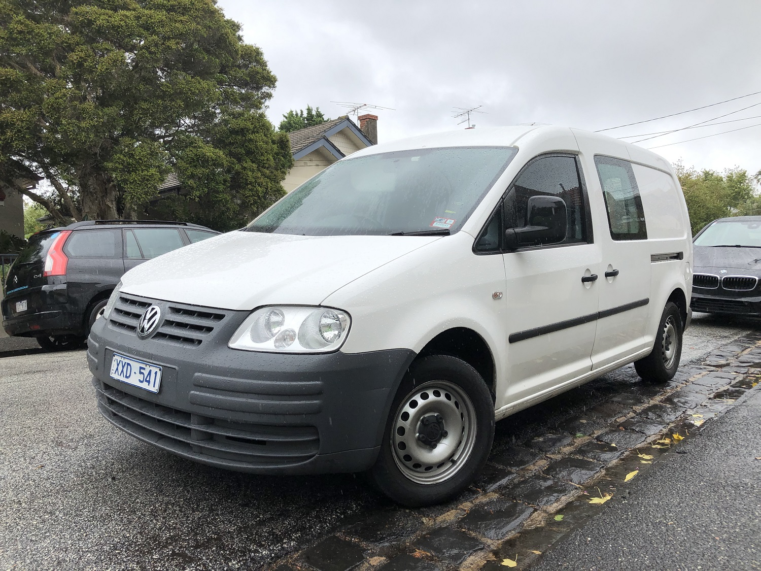 Picture of Albert's 2010 Volkswagen Caddy
