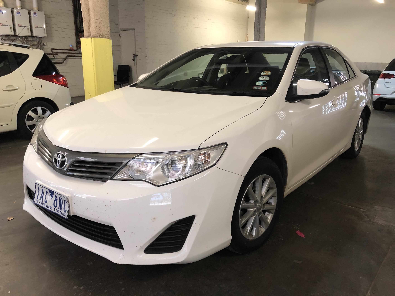 Picture of Lauren's 2013 Toyota Camry Altise Auto Sedan