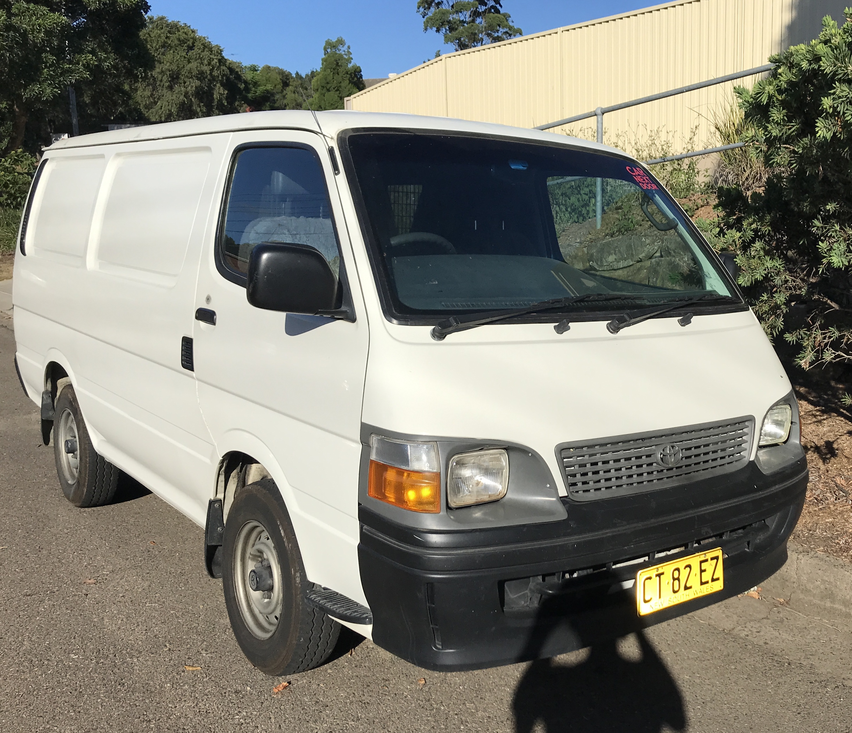 Picture of Rabii's 2001 Toyota Hiace