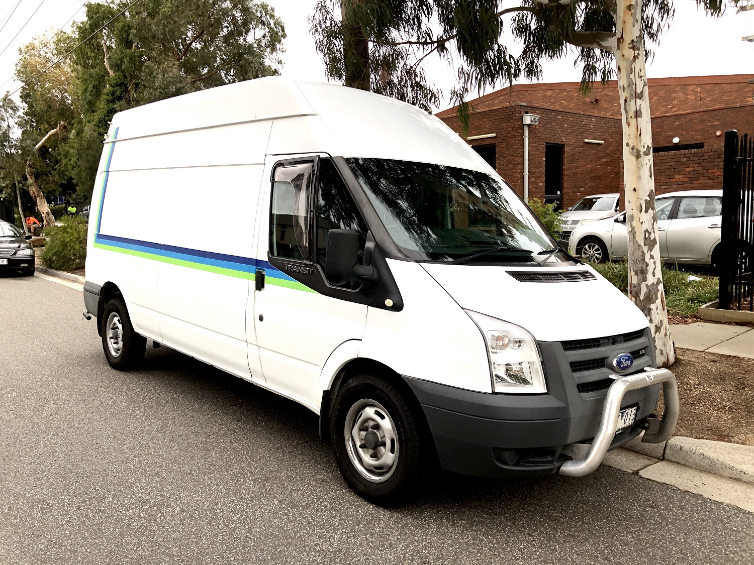 Picture of Vineet's 2008 Ford Transit