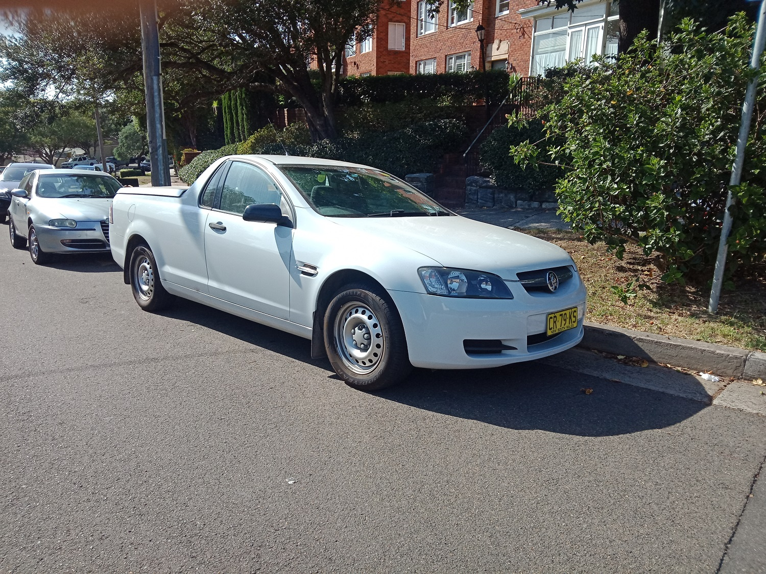 Picture of Darren's 2009 Holden Utility