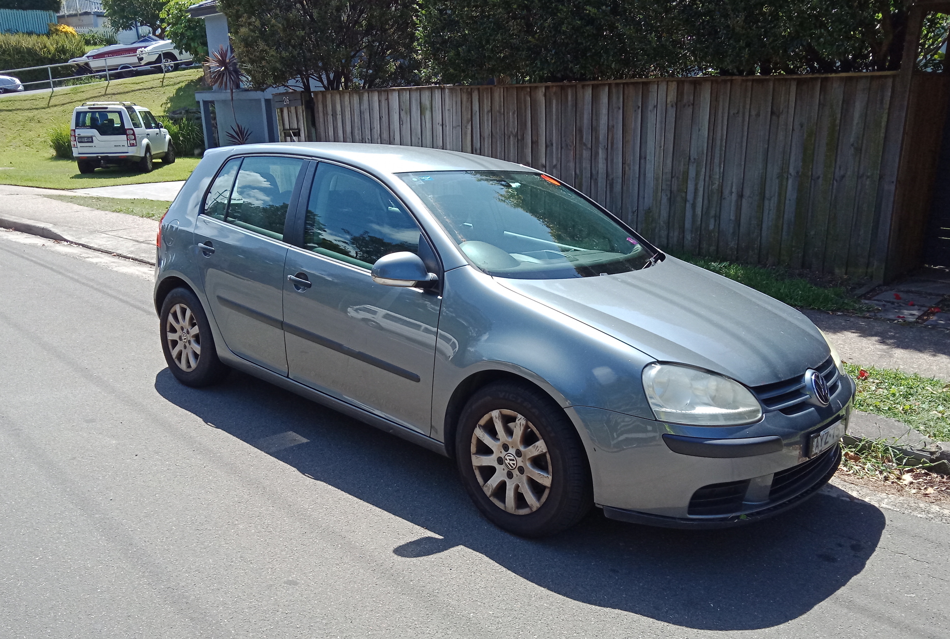 Picture of Ben's 2006 Volkswagen Golf