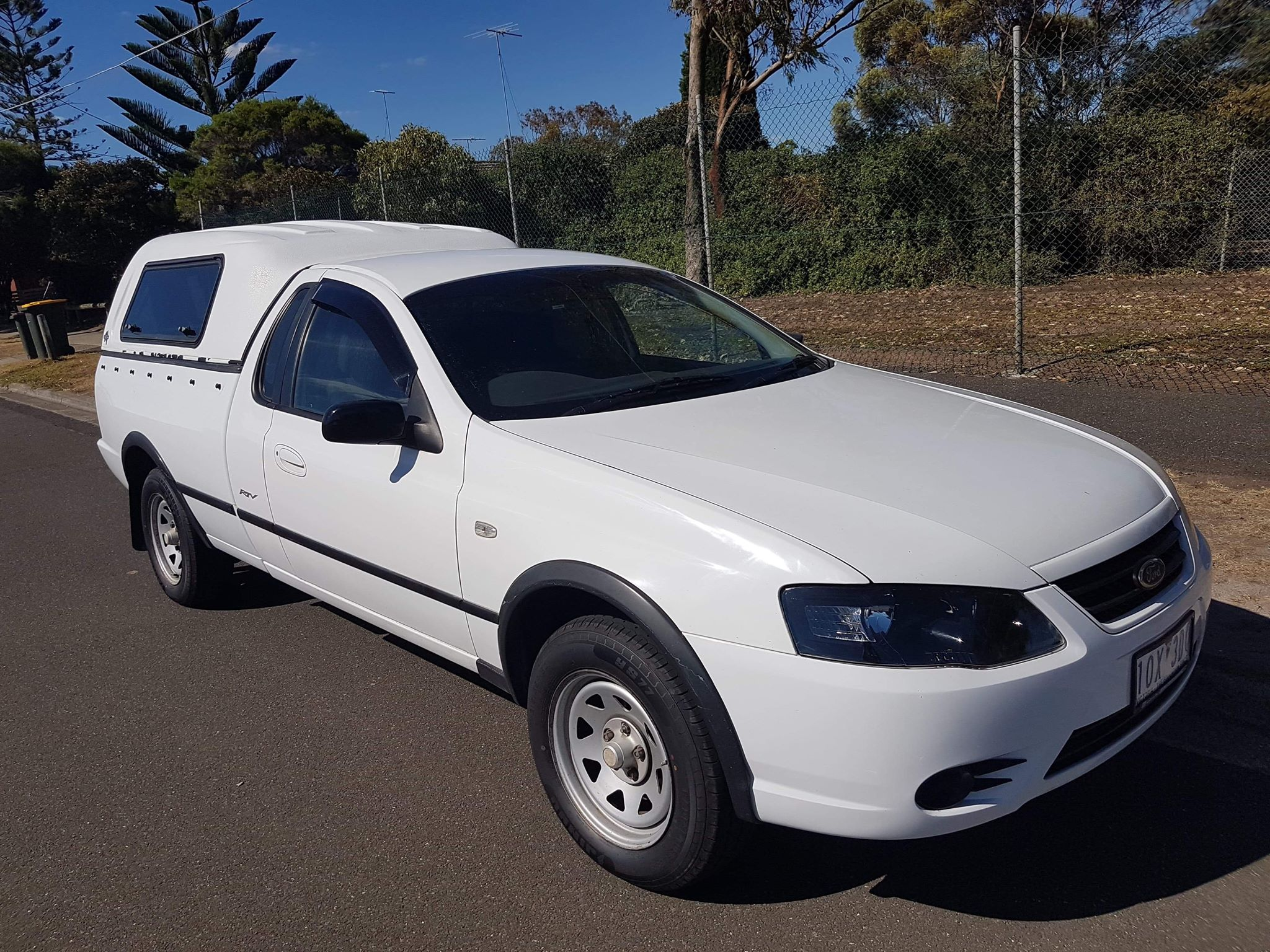 Picture of Damian's 2007 Ford UTE