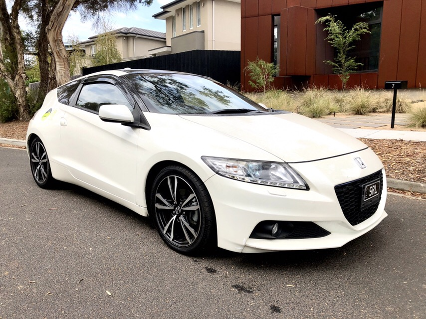 Picture of Samuel's 2013 Honda CR-Z
