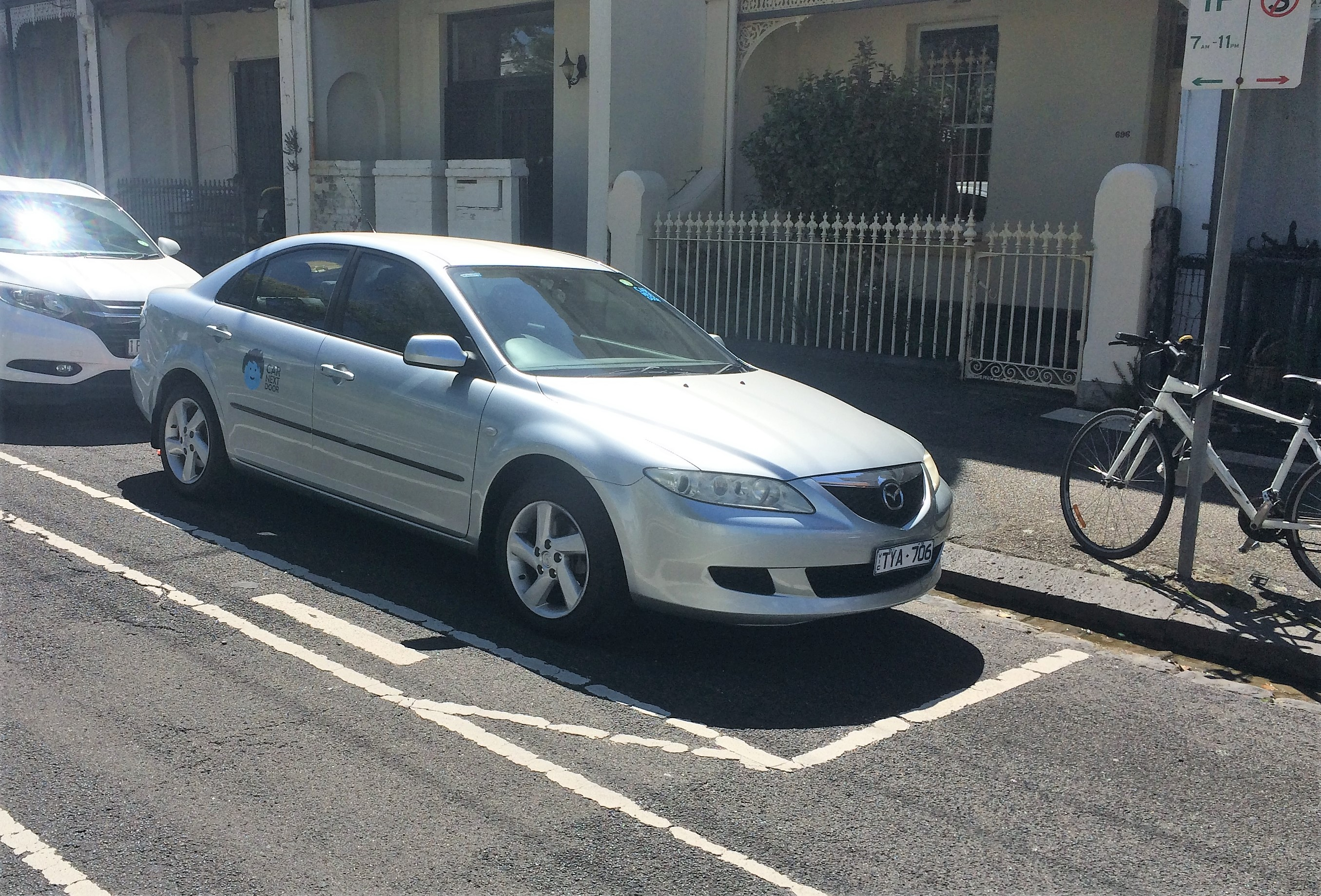 Picture of Alexander's 2004 Mazda 6