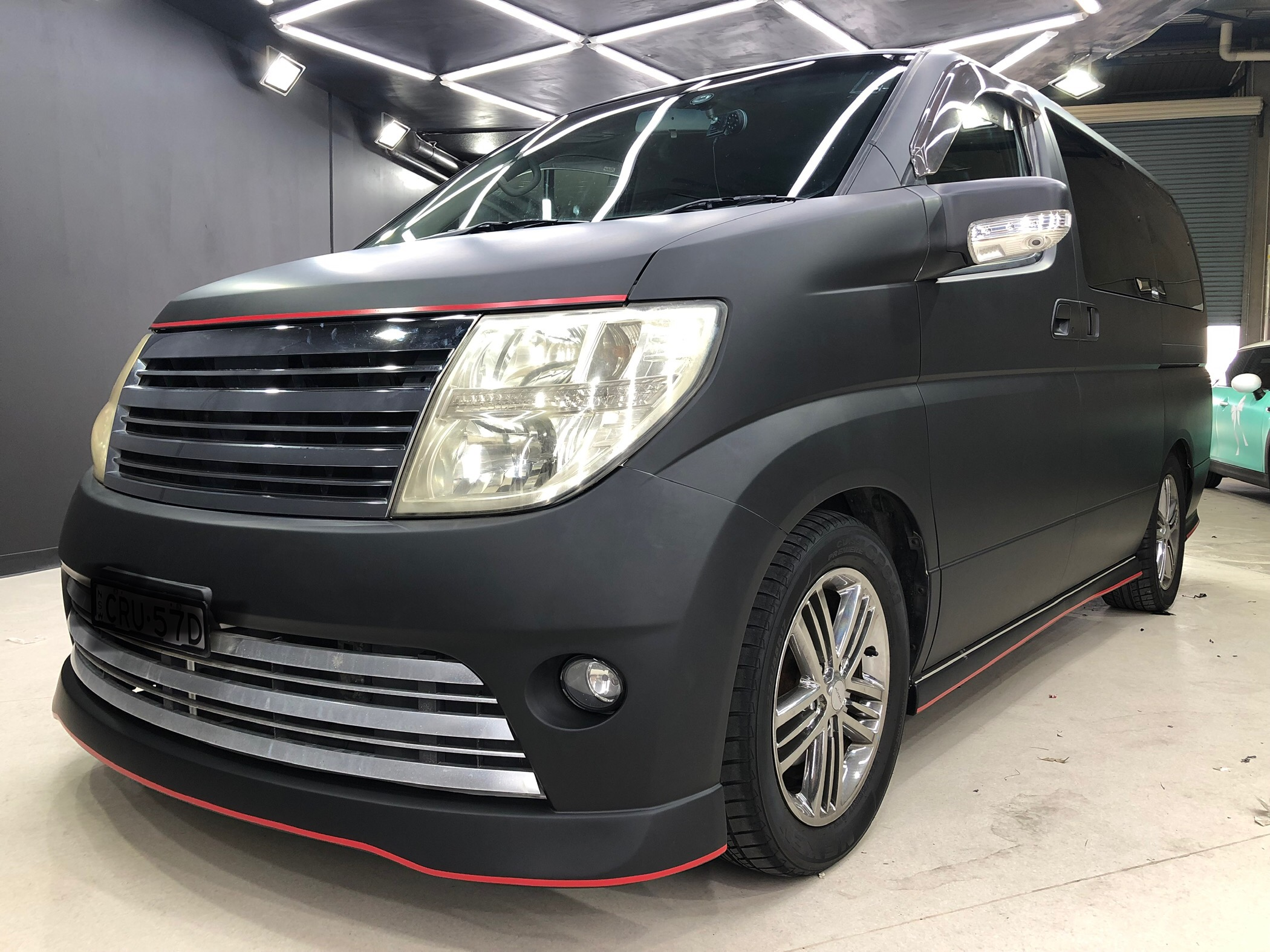 Picture of Kwok Leung's 2005 Nissan Elgrand