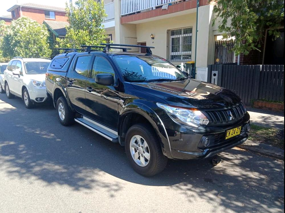 Picture of David's 2016 Mitsubishi Triton