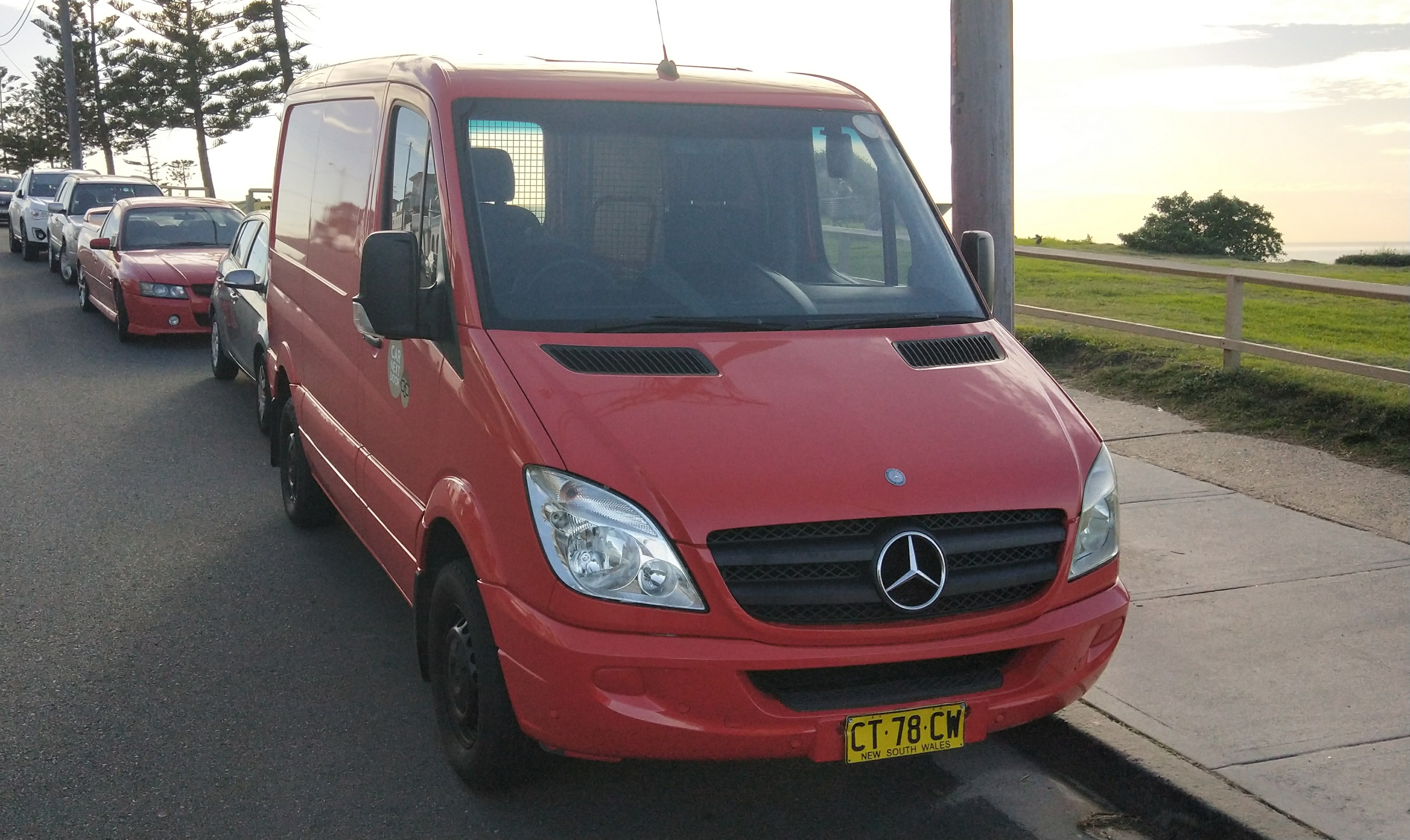 Picture of Tom's 2009 Mercedes-Benz Sprinter