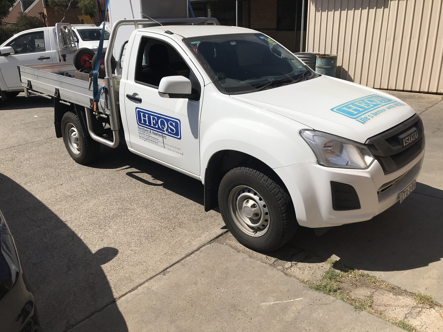 Picture of Qifeng's 2017 Isuzu D-Max 4 X 2
