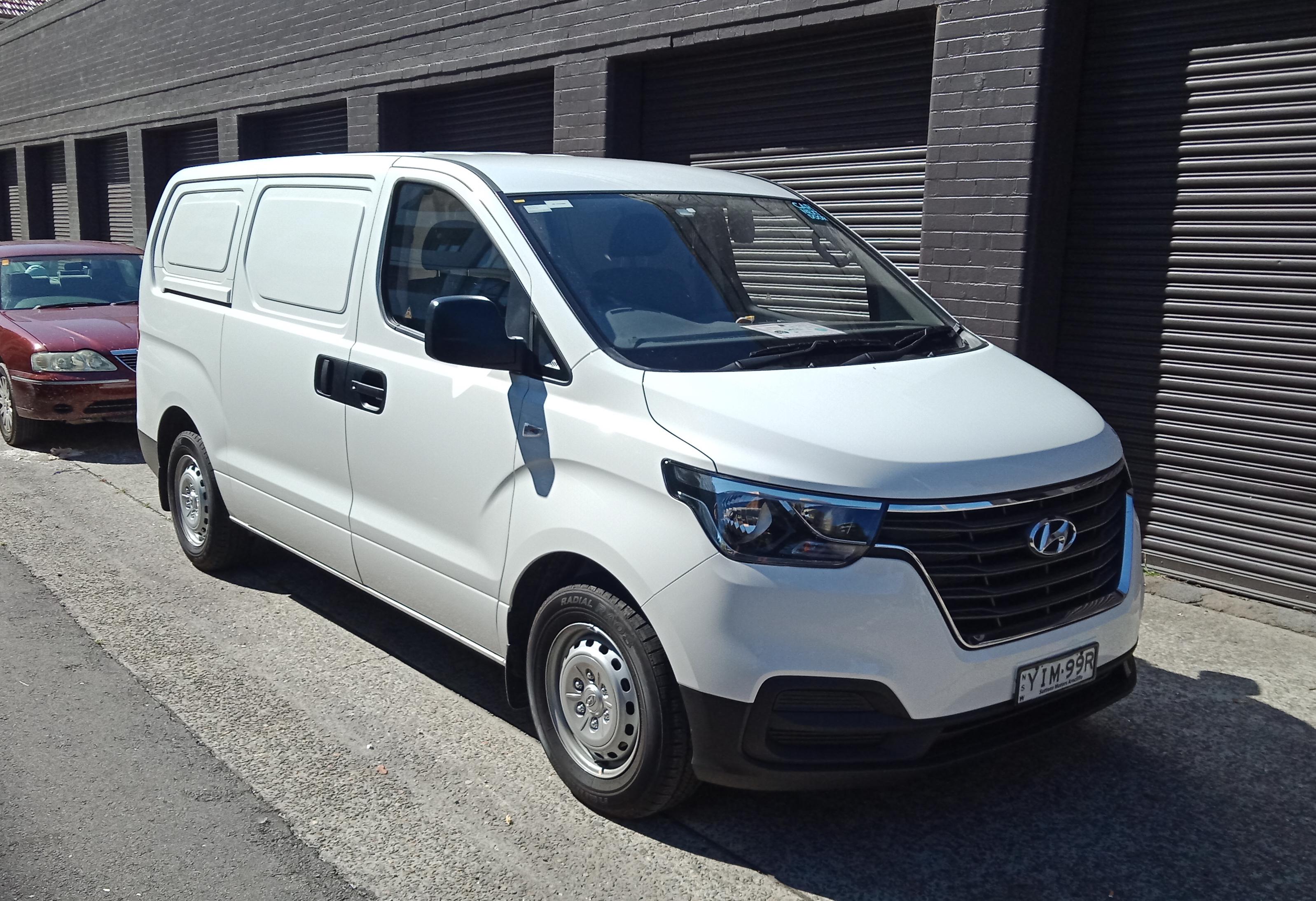 Picture of Jonathan's 2019 Hyundai iLoad
