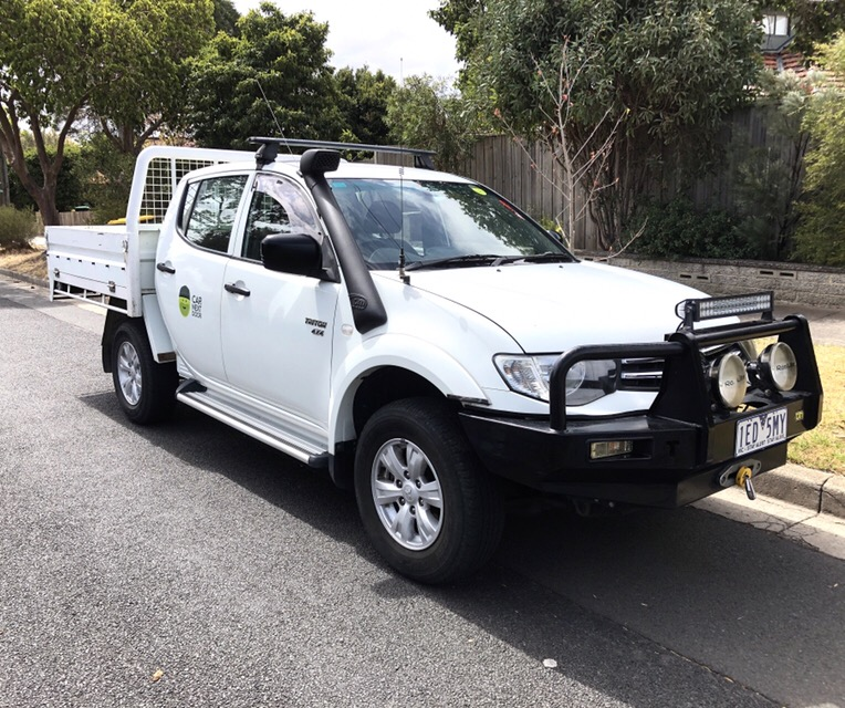 Picture of Paul's 2010 Mitsubishi Triton