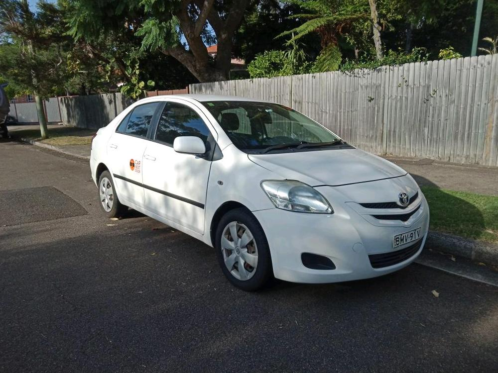 Picture of YIQI's 2008 Toyota Yaris