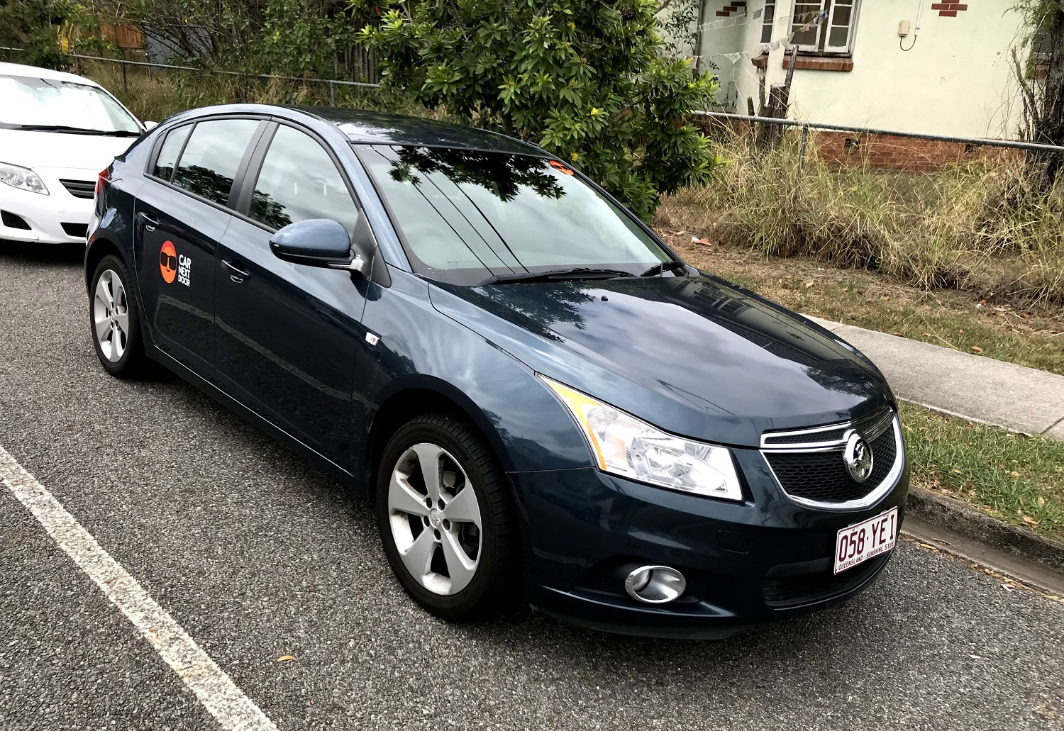 Picture of Angel's 2013 Holden Cruze