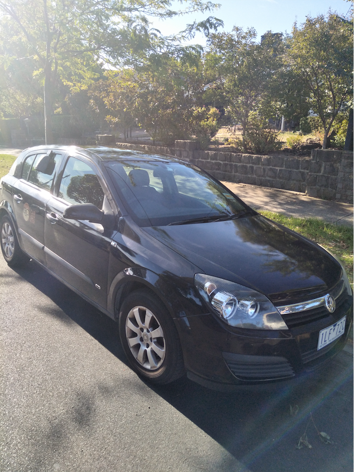 Picture of Kodikaraarachchige's 2006 Holden Astra