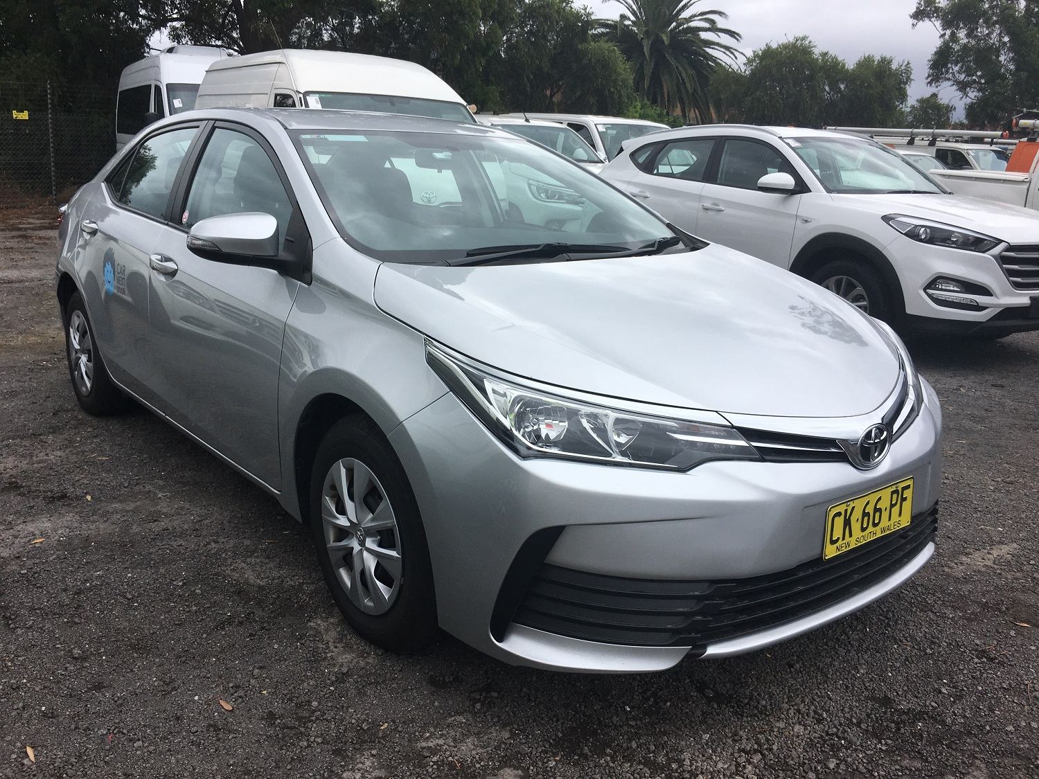 Picture of Peter's 2016 Toyota Corolla