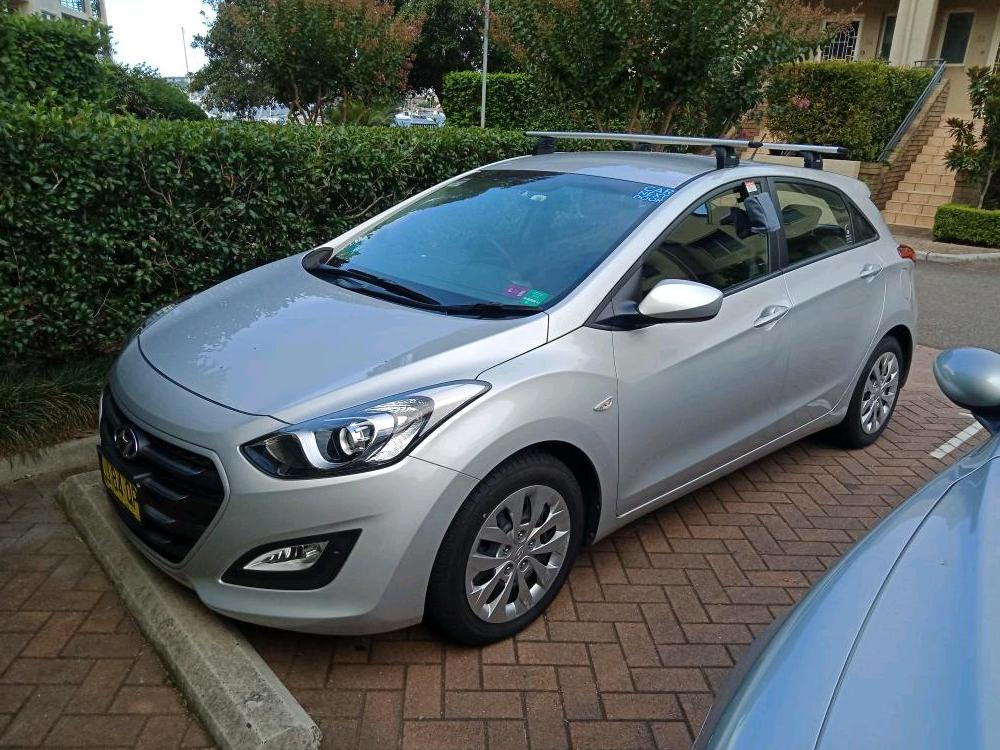 Picture of Adam's 2016 Hyundai i30
