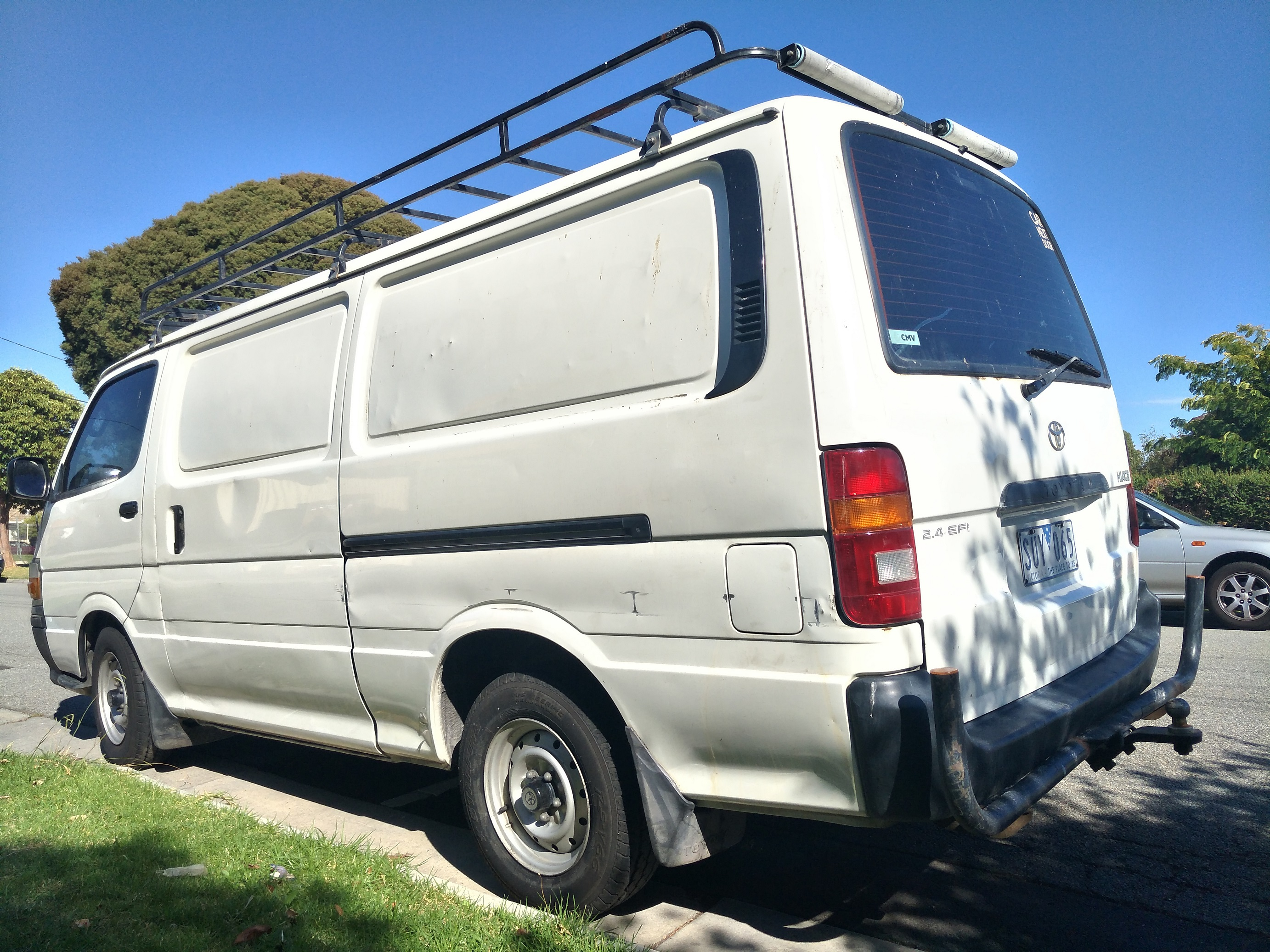 Picture of Matthew's 2004 Toyota Hiace