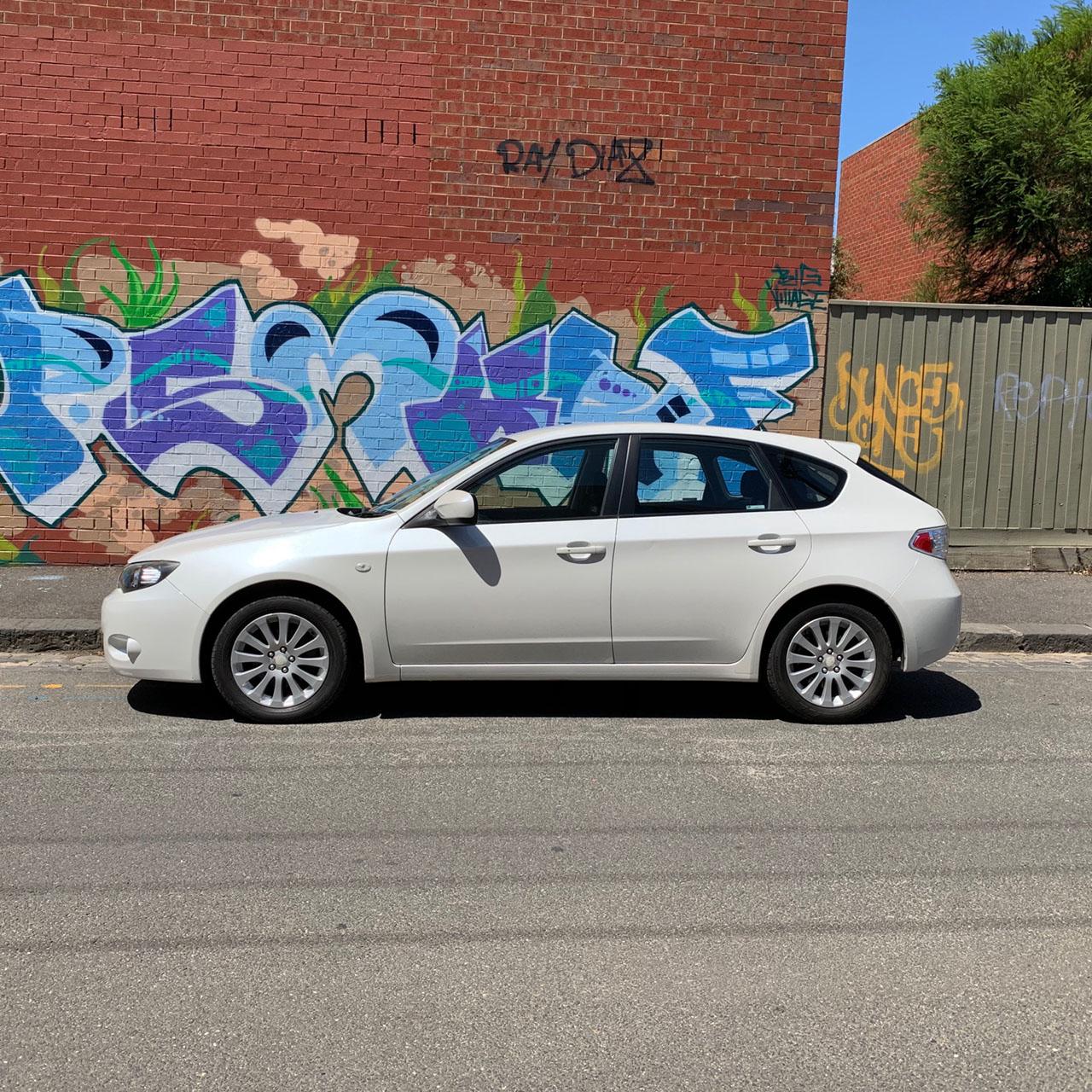Picture of Fenn's 2009 Subaru Impreza