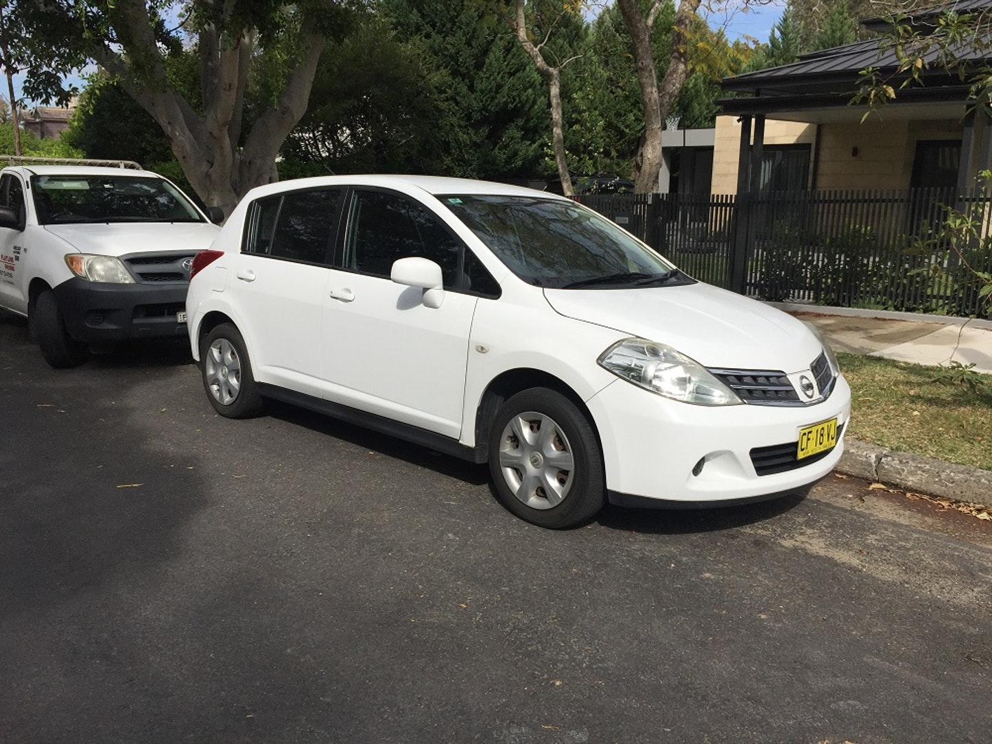 Picture of Marie's 2011 Nissan Tida