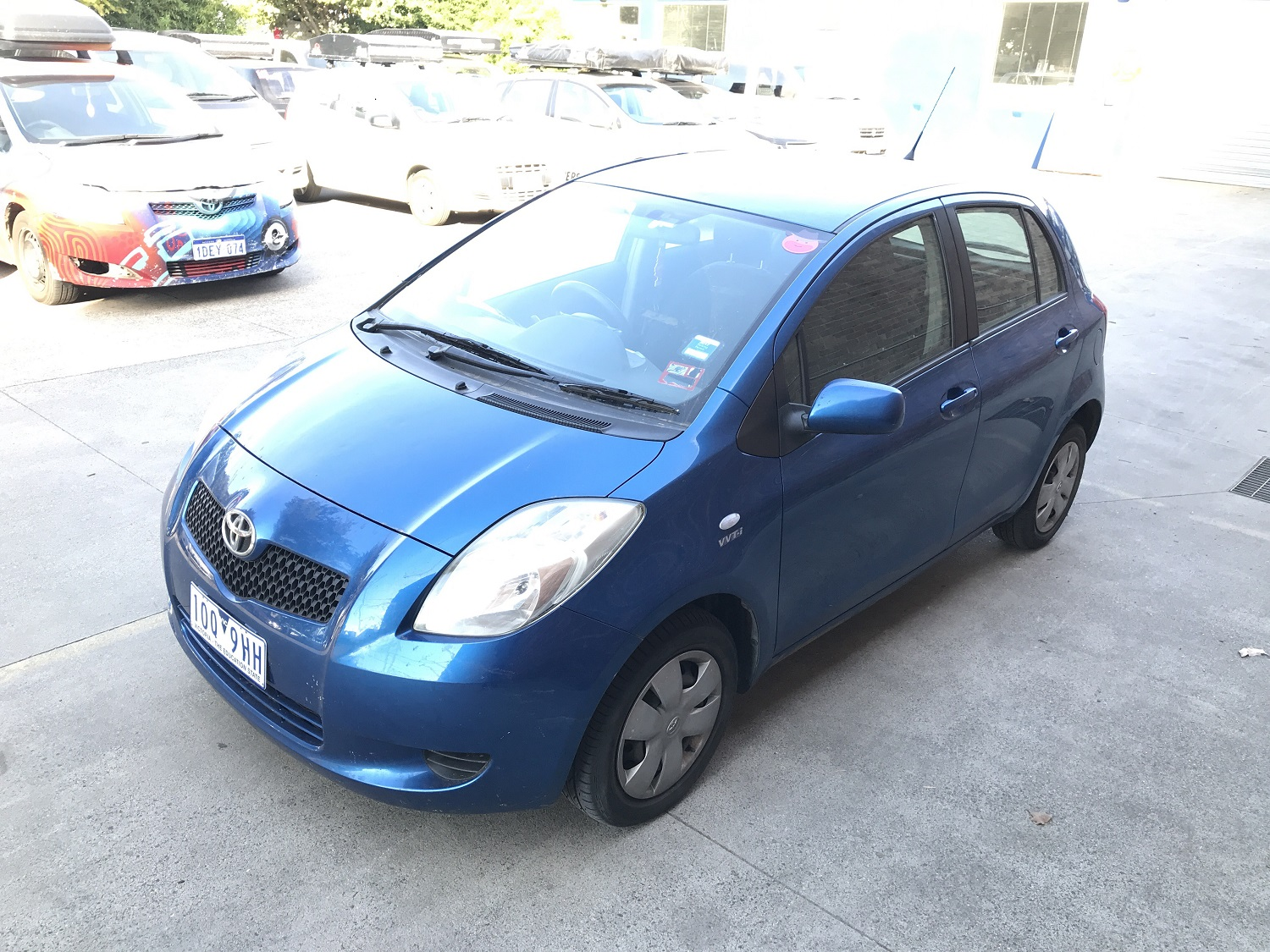 Picture of John's 2008 Toyota Yaris
