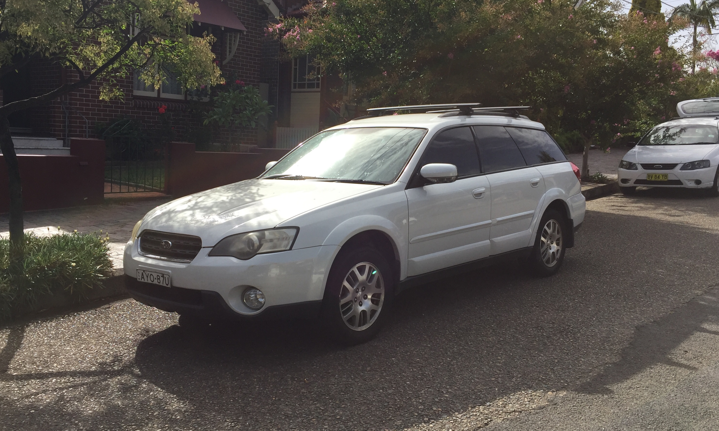 Picture of Stephen's 2006 Subaru Outback