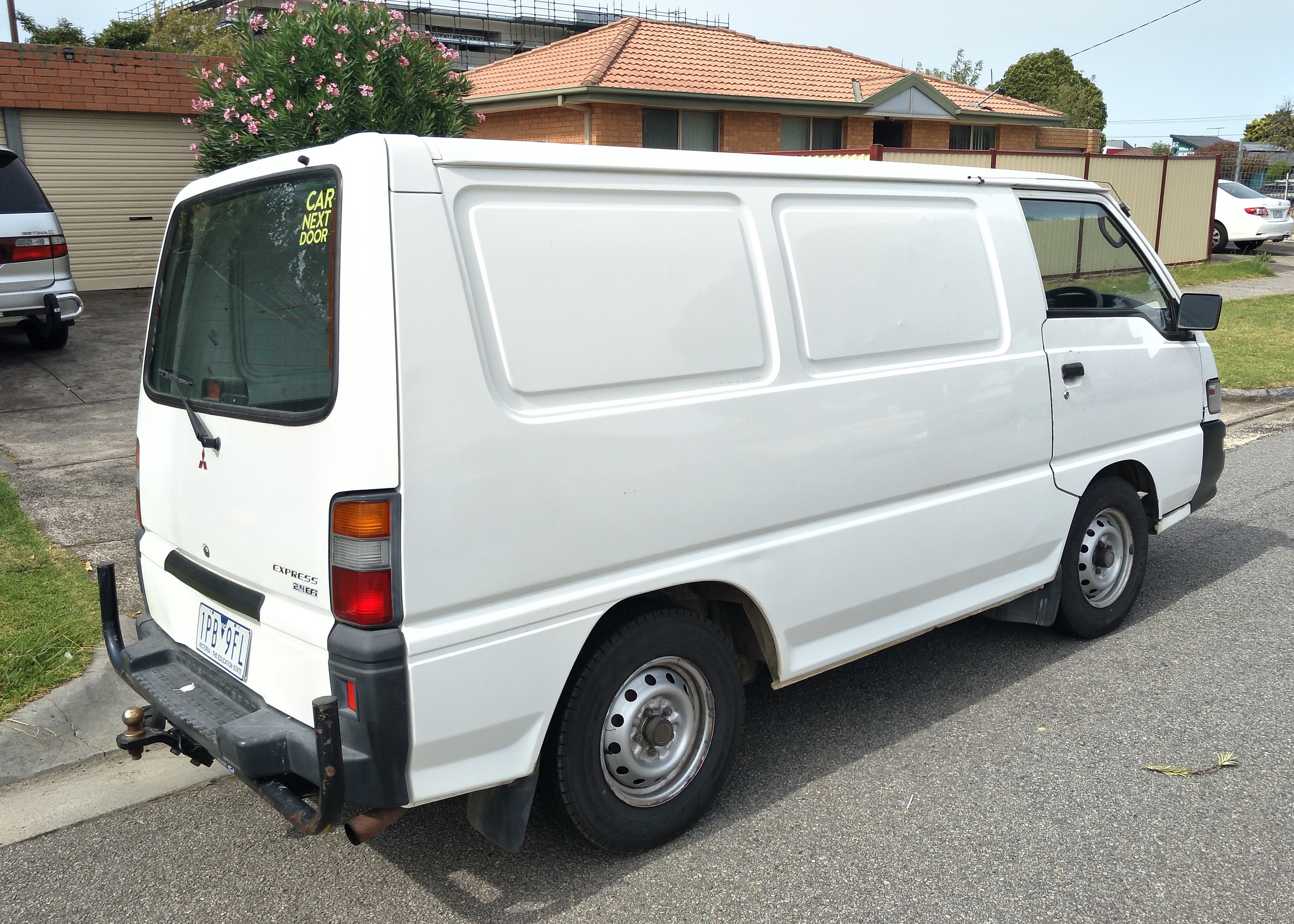 Picture of Matthew's 2010 Mitsubishi Express