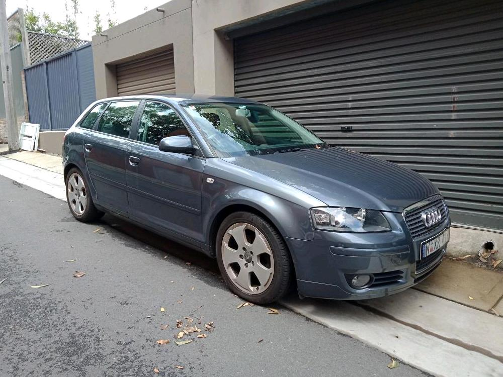Picture of Emma's 2008 Audi A3