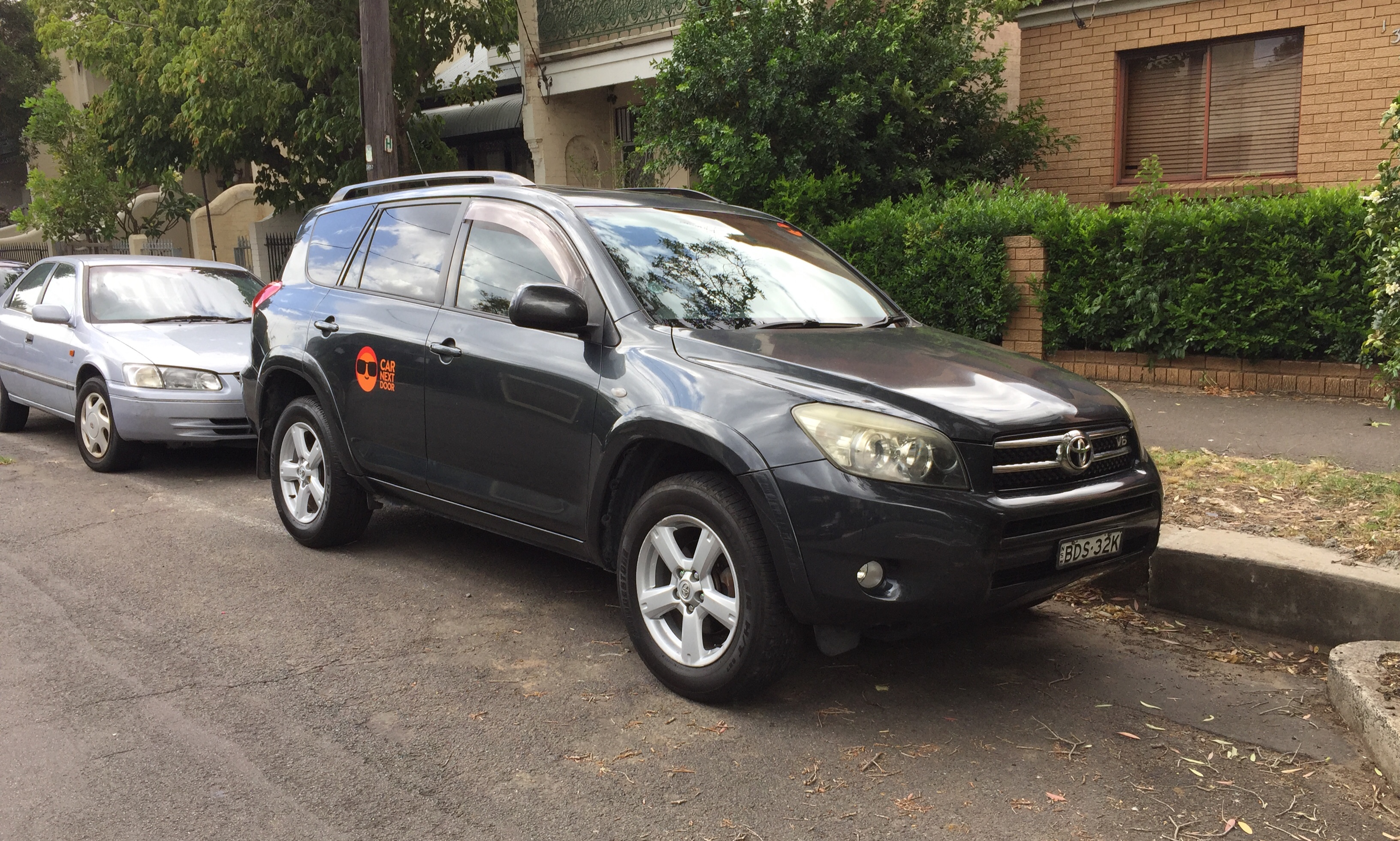 Picture of David's 2007 Toyota Rav4 Z6