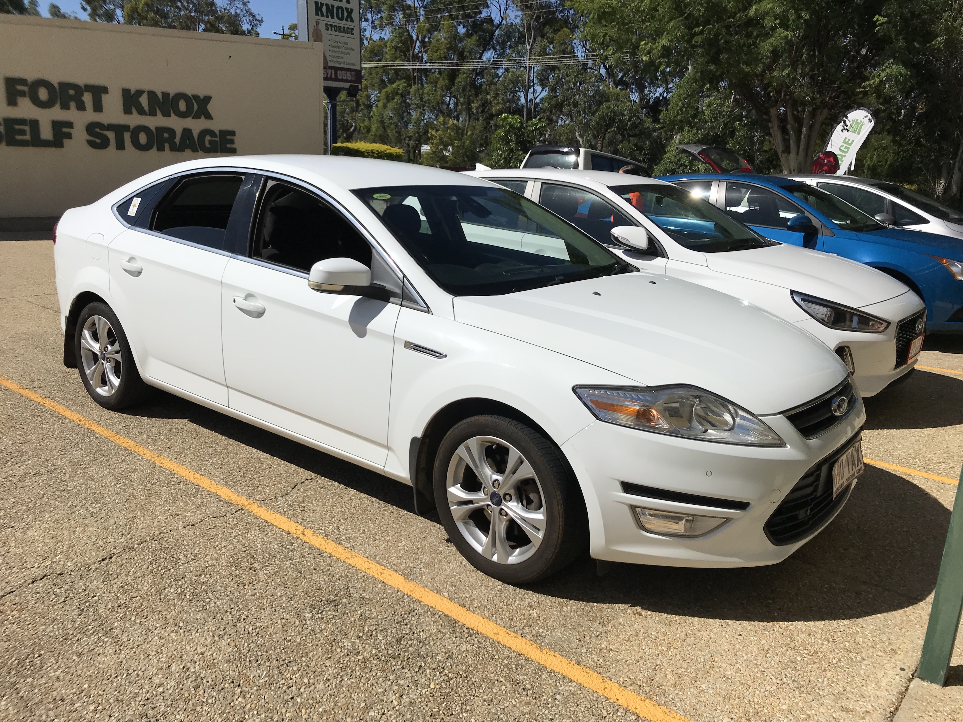 Picture of Neil's 2013 Ford Mondeo