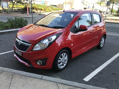 Picture of Maureen's 2013 Holden Barina Spark