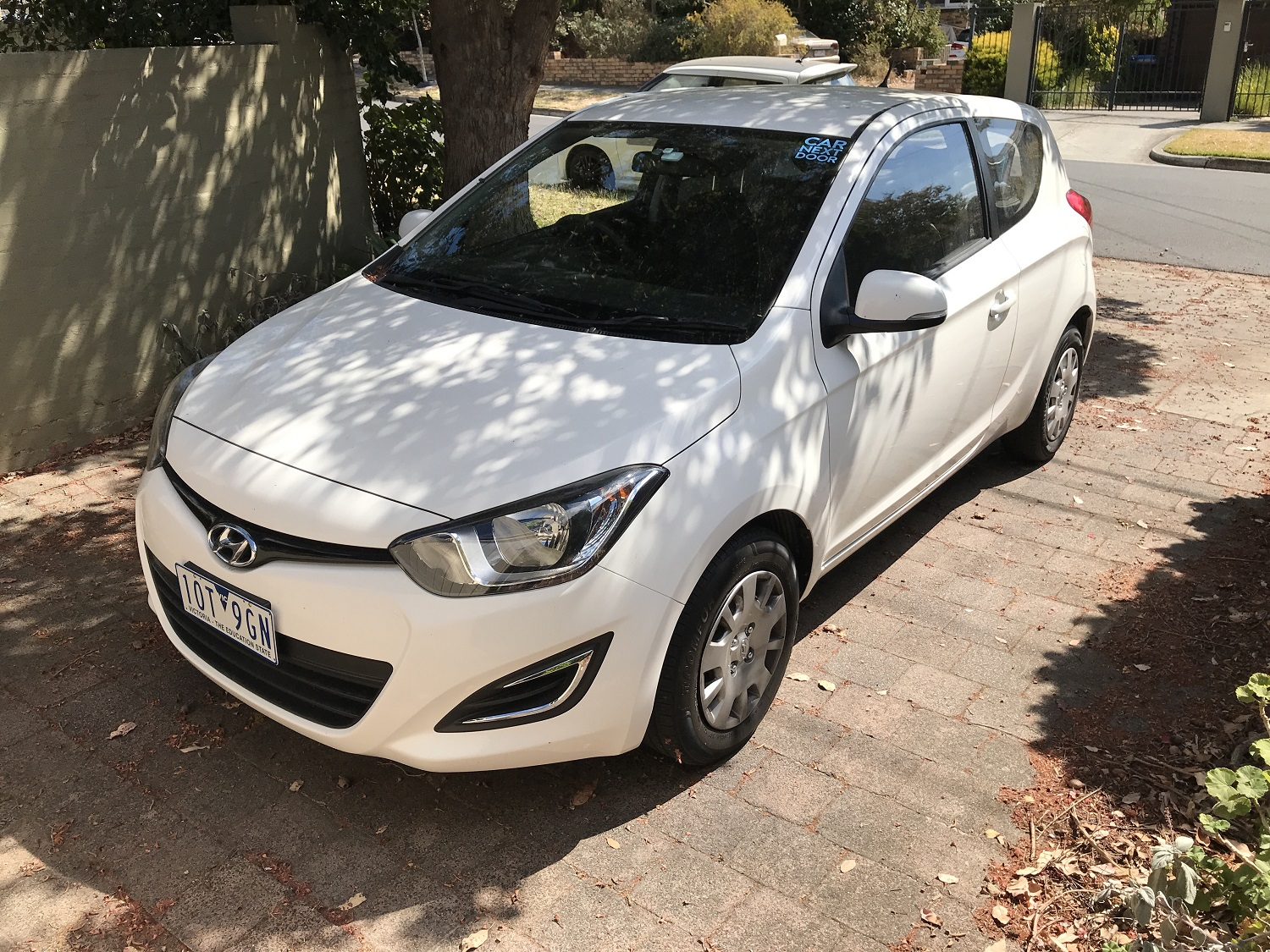 Picture of Richard's 2014 Hyndai i20