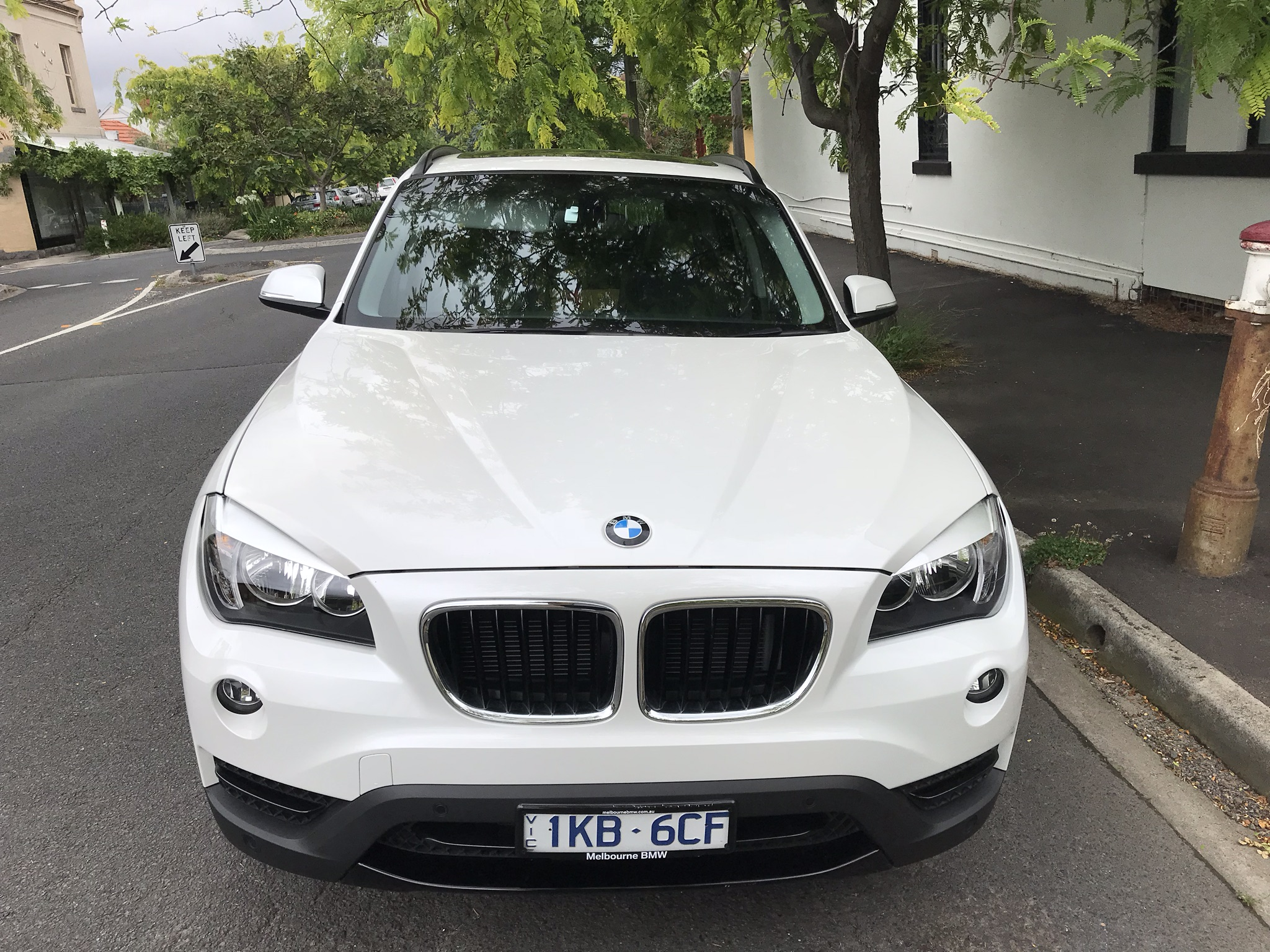 Picture of Aja's 2013 BMW X1