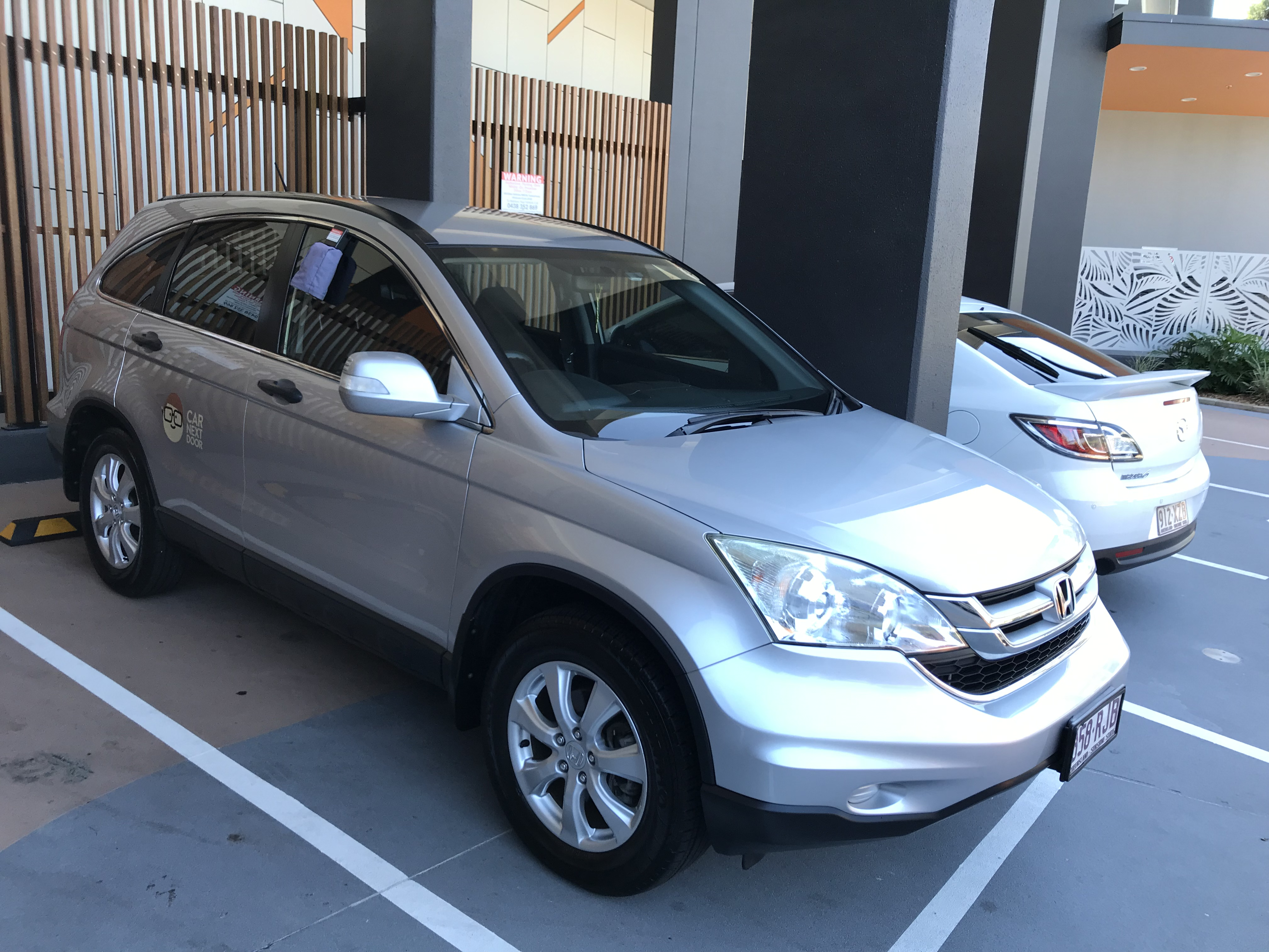 Picture of Thiago's 2010 Honda CRV