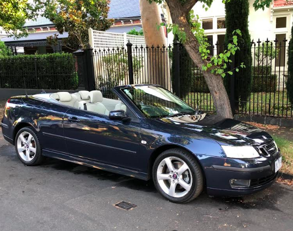 Picture of Michael's 2007 Saab 93