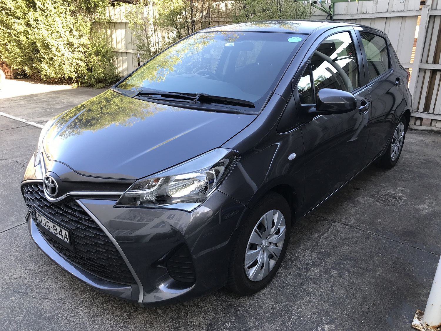 Picture of Shlomo's 2016 Toyota Yaris