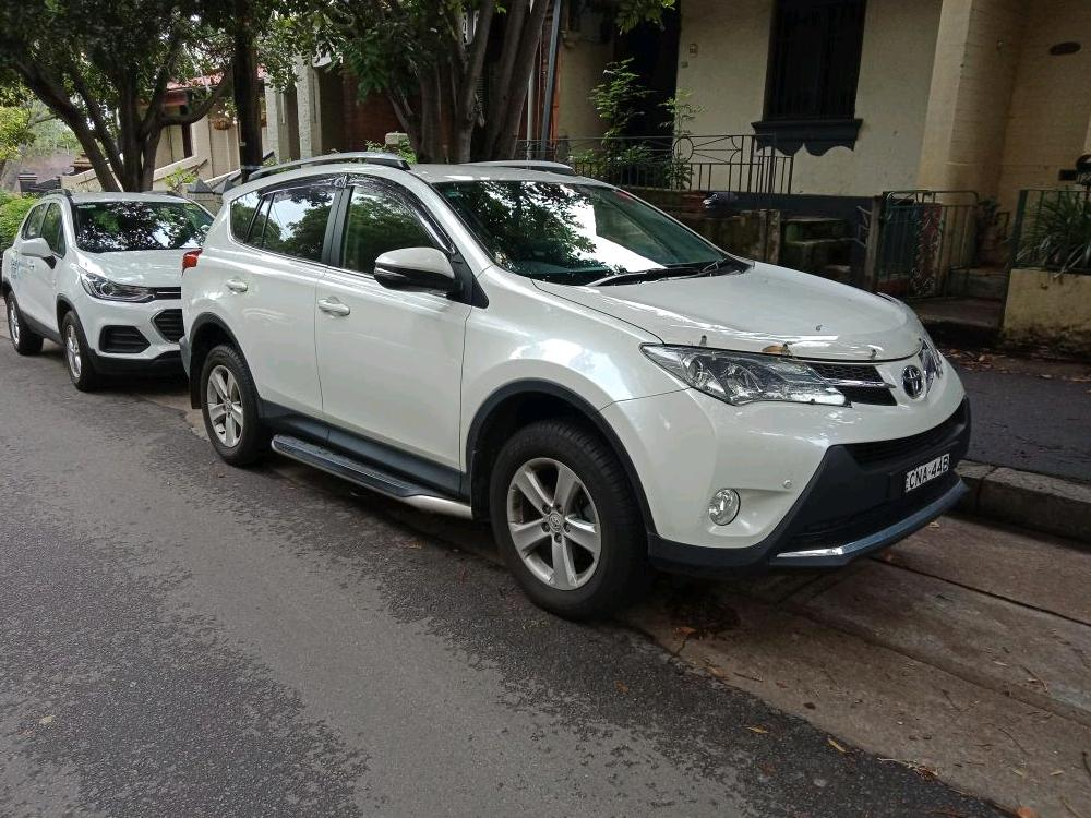 Picture of Gretchen's 2013 Toyota Rav4