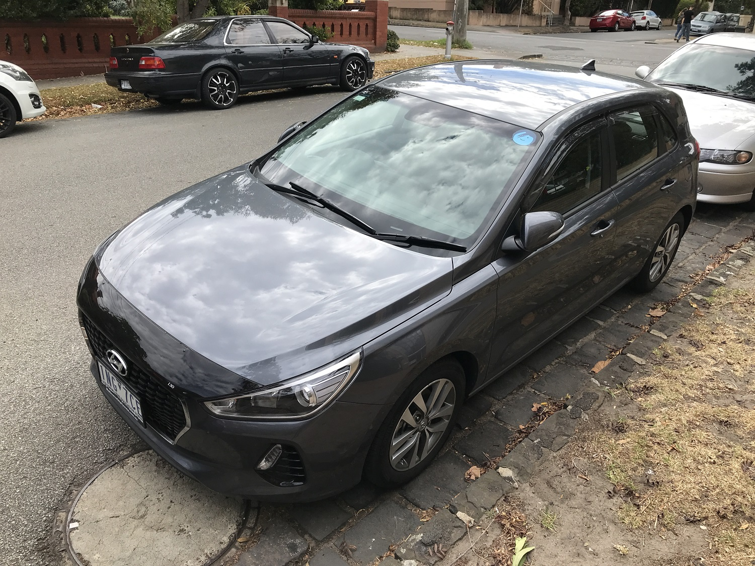 Picture of Kelly's 2018 Hyundai Sedan