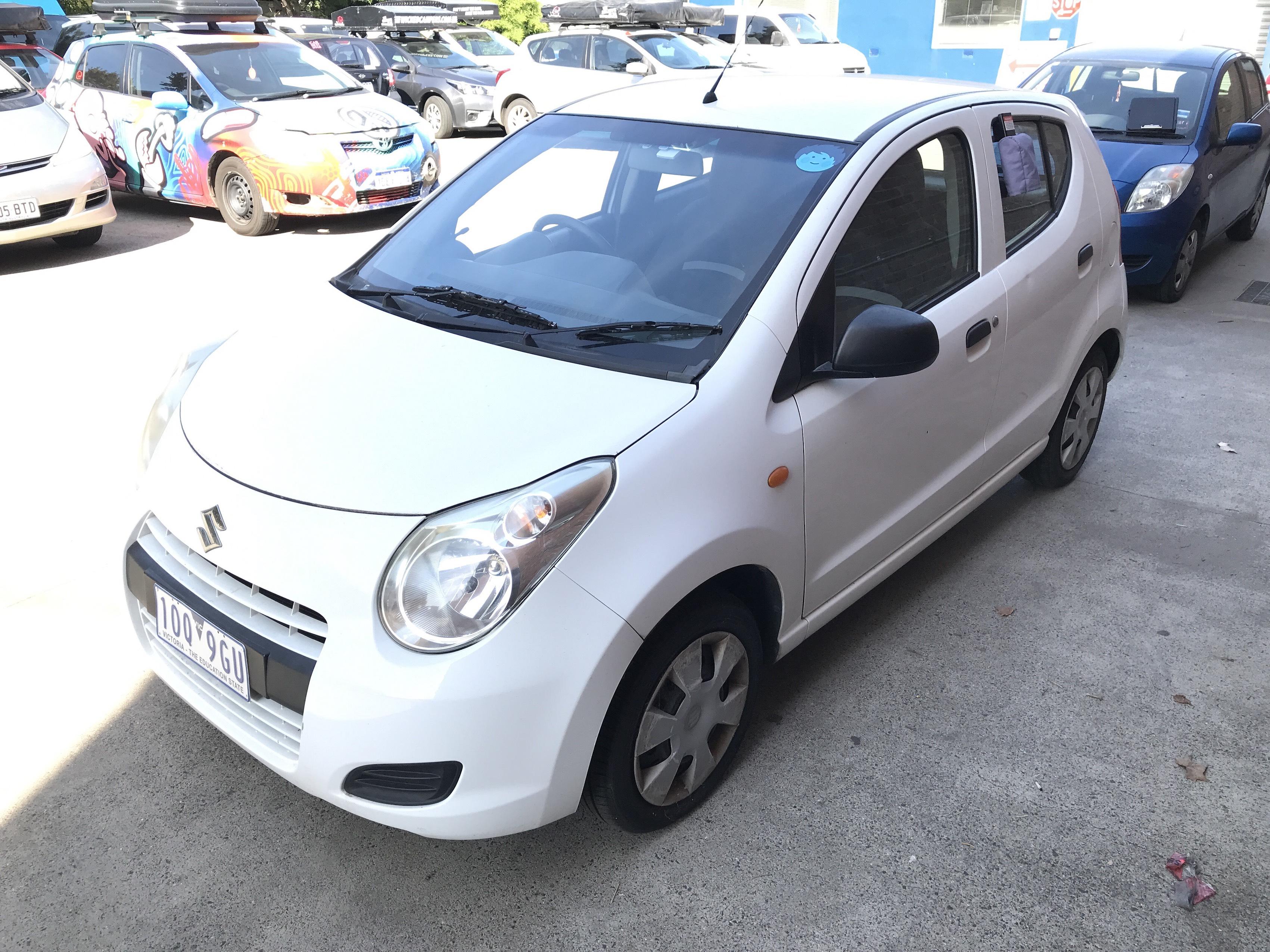 Picture of John's 2010 Suzuki Alto