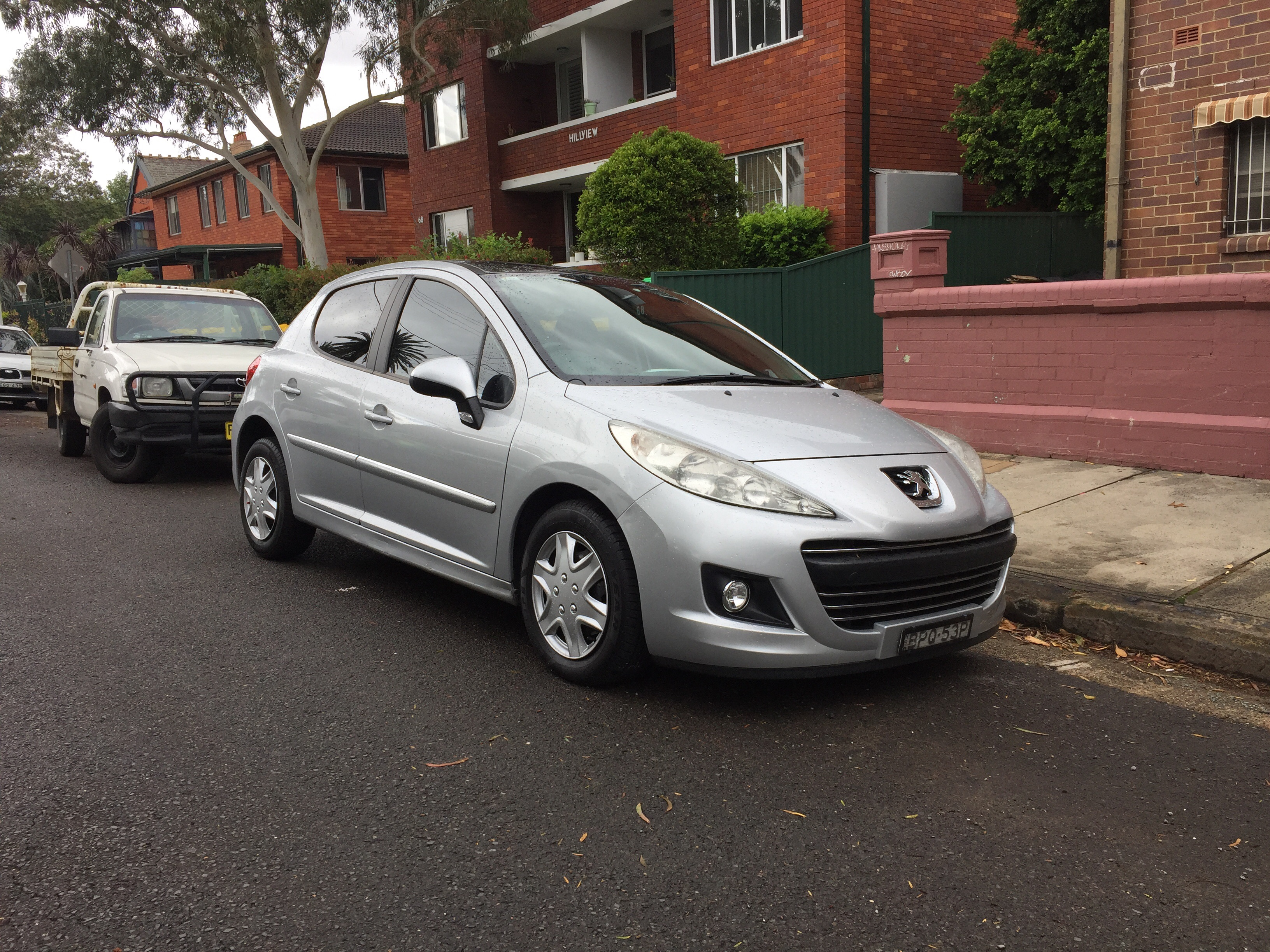 Picture of Don's 2010 Peugeot 207 A7