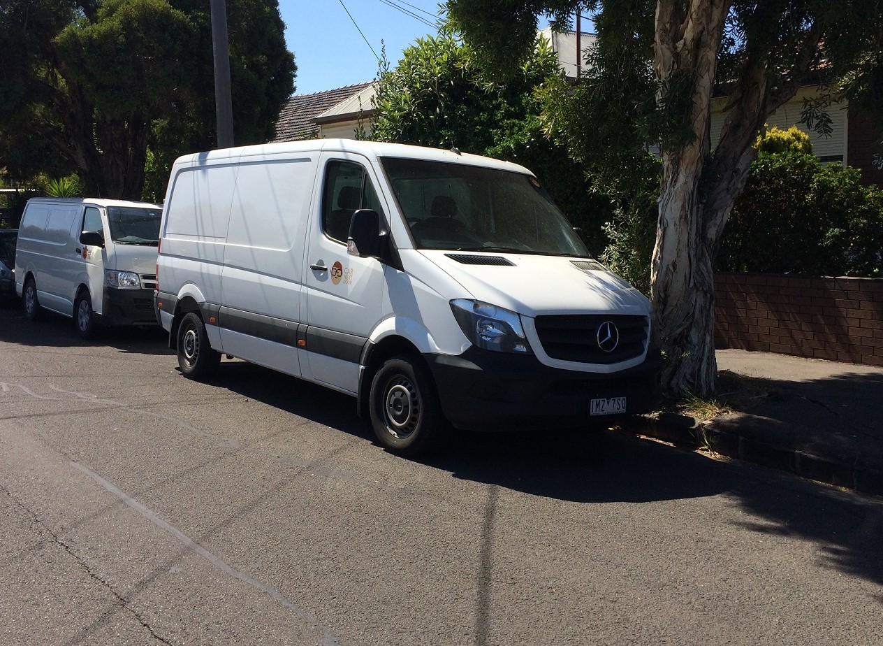 Picture of Rodwan's 2017 Mercedes Benz Sprinter