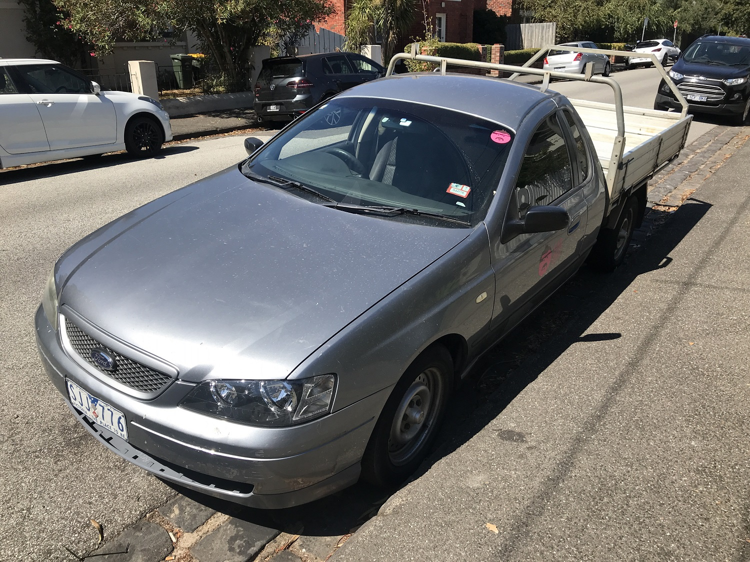 Picture of Albert's 2003 Ford Falcon