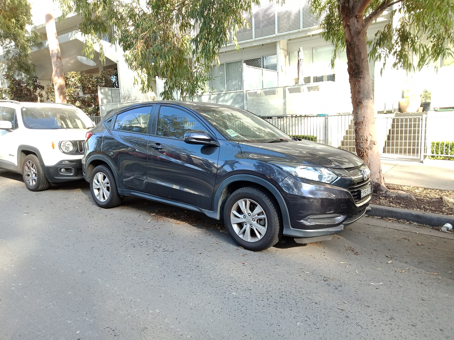 Picture of Boyu's 2017 Honda HR-V