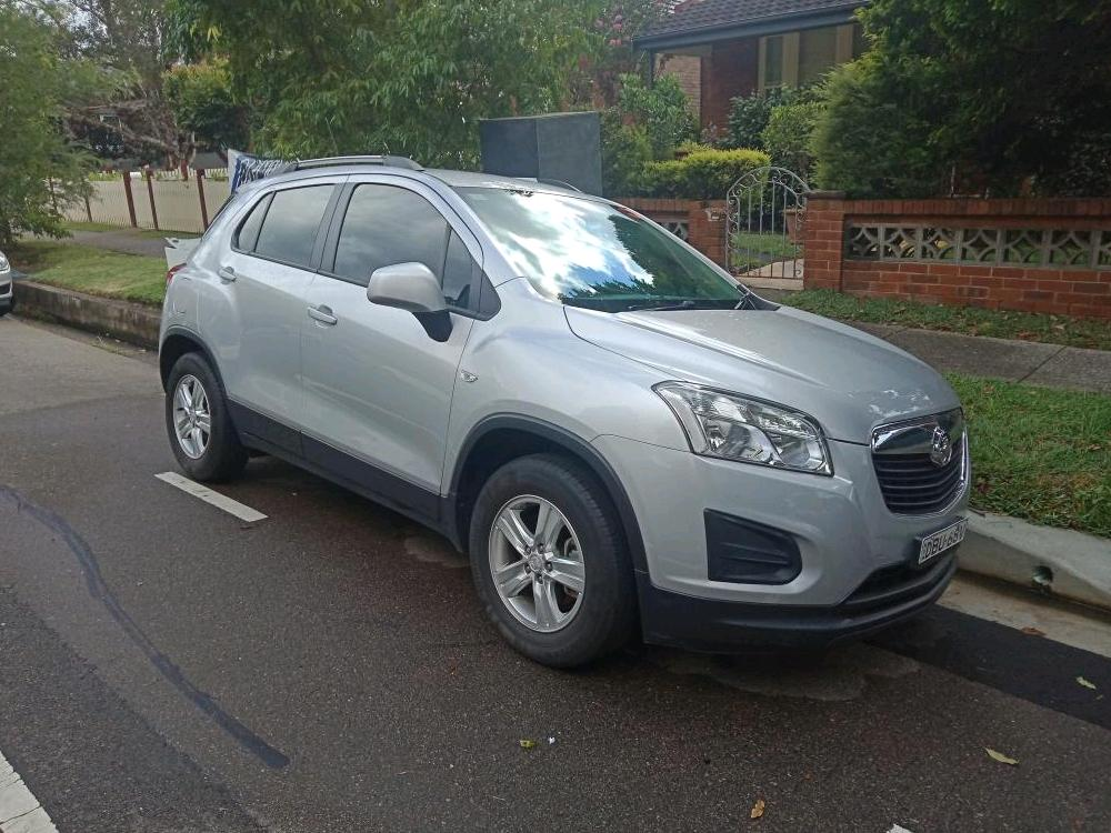 Picture of Karen's 2015 Holden Trax
