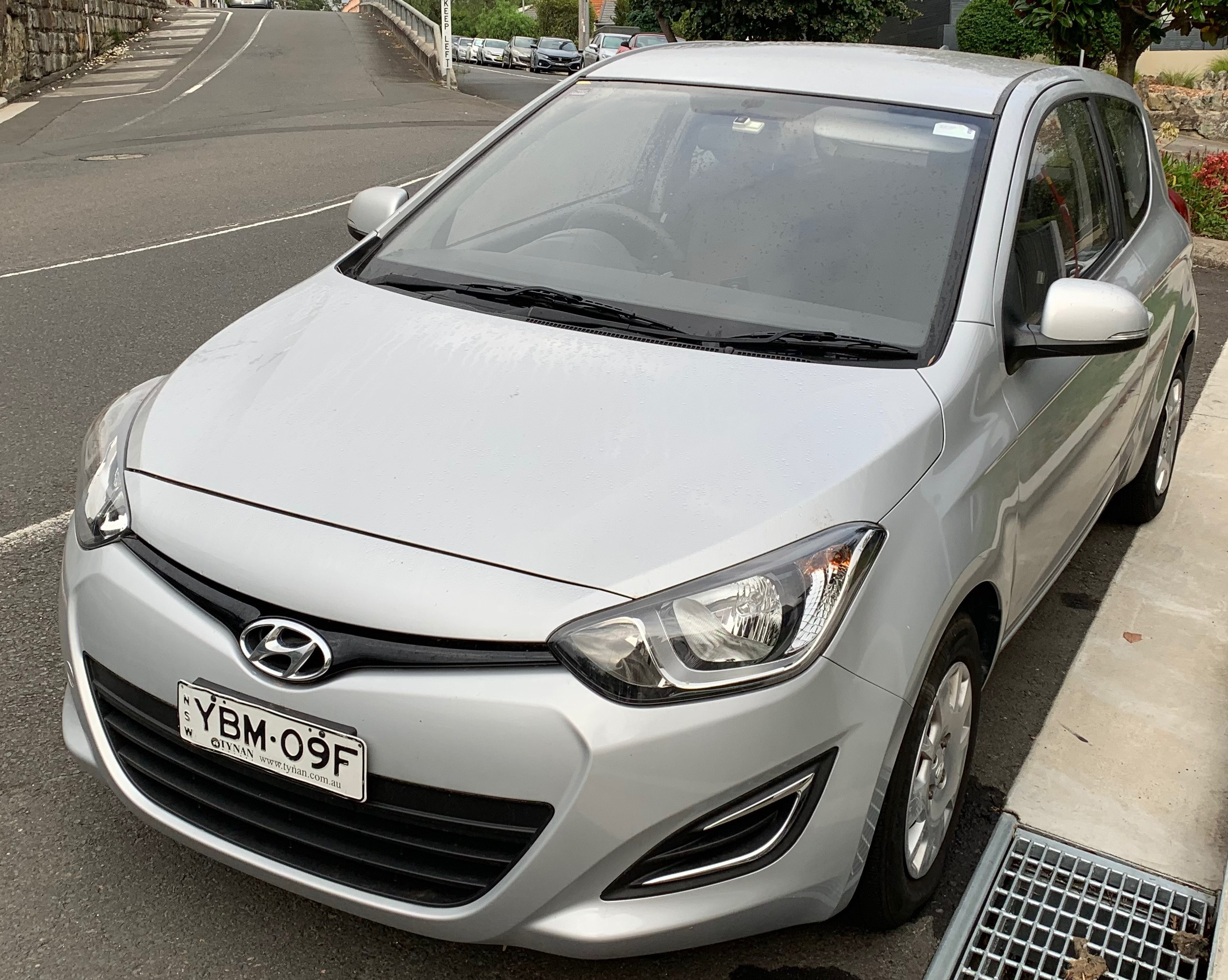 Picture of Jackson's 2012 Hyundai i20