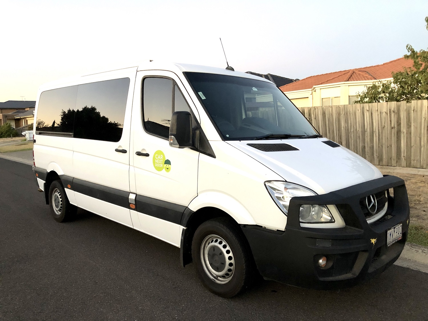 Picture of Adel's 2011 Mercedes-Benz Sprinter