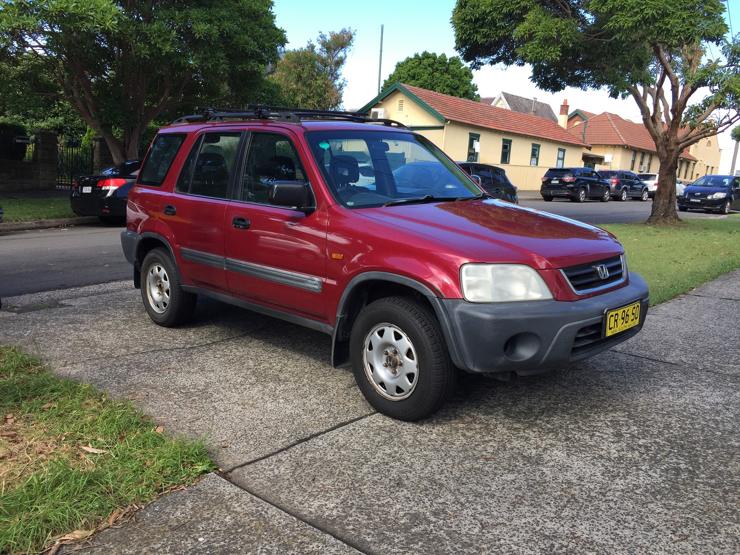 Picture of Leonardo's 2001 Honda Crv