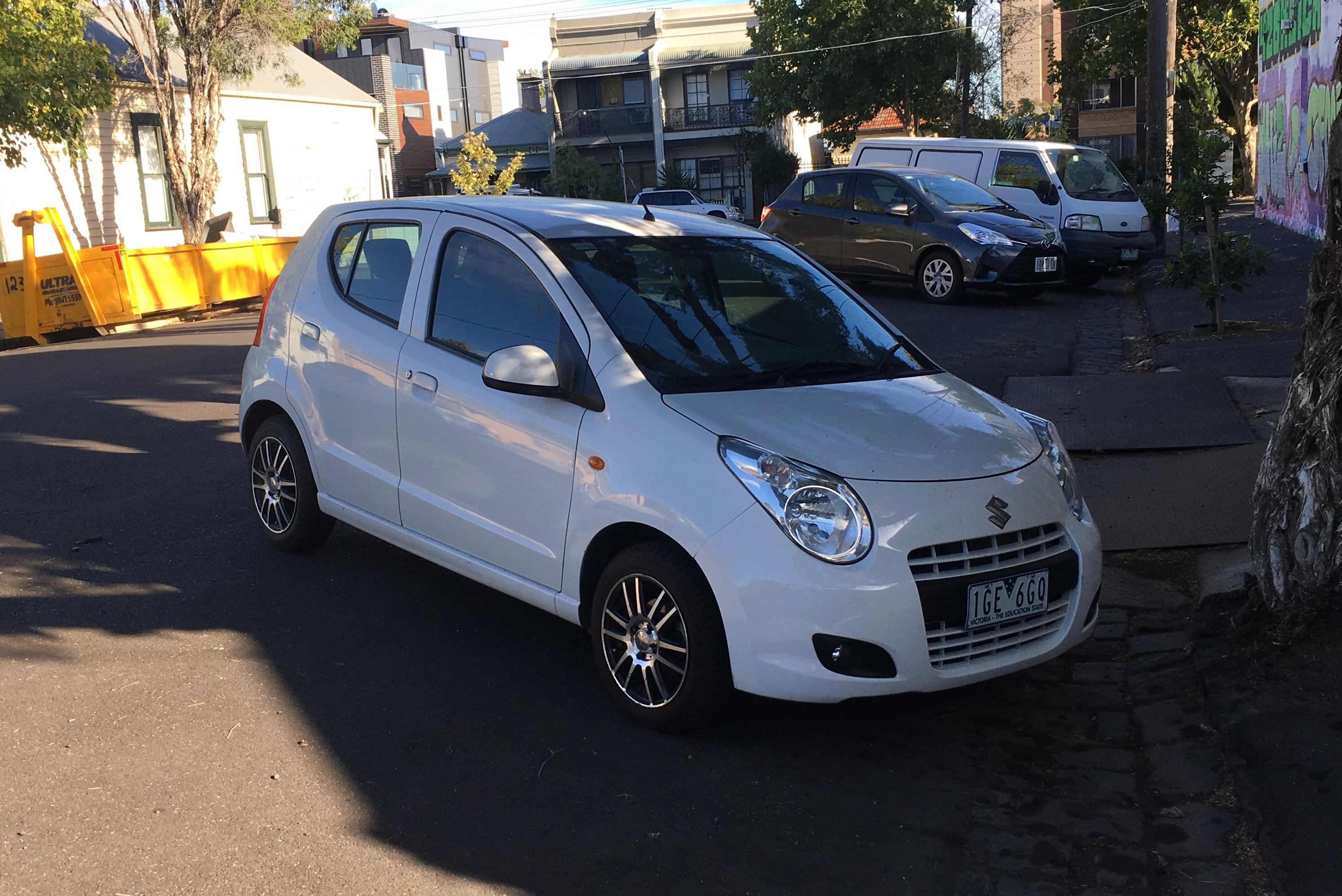 Picture of Levi's 2014 Suzuki Alto