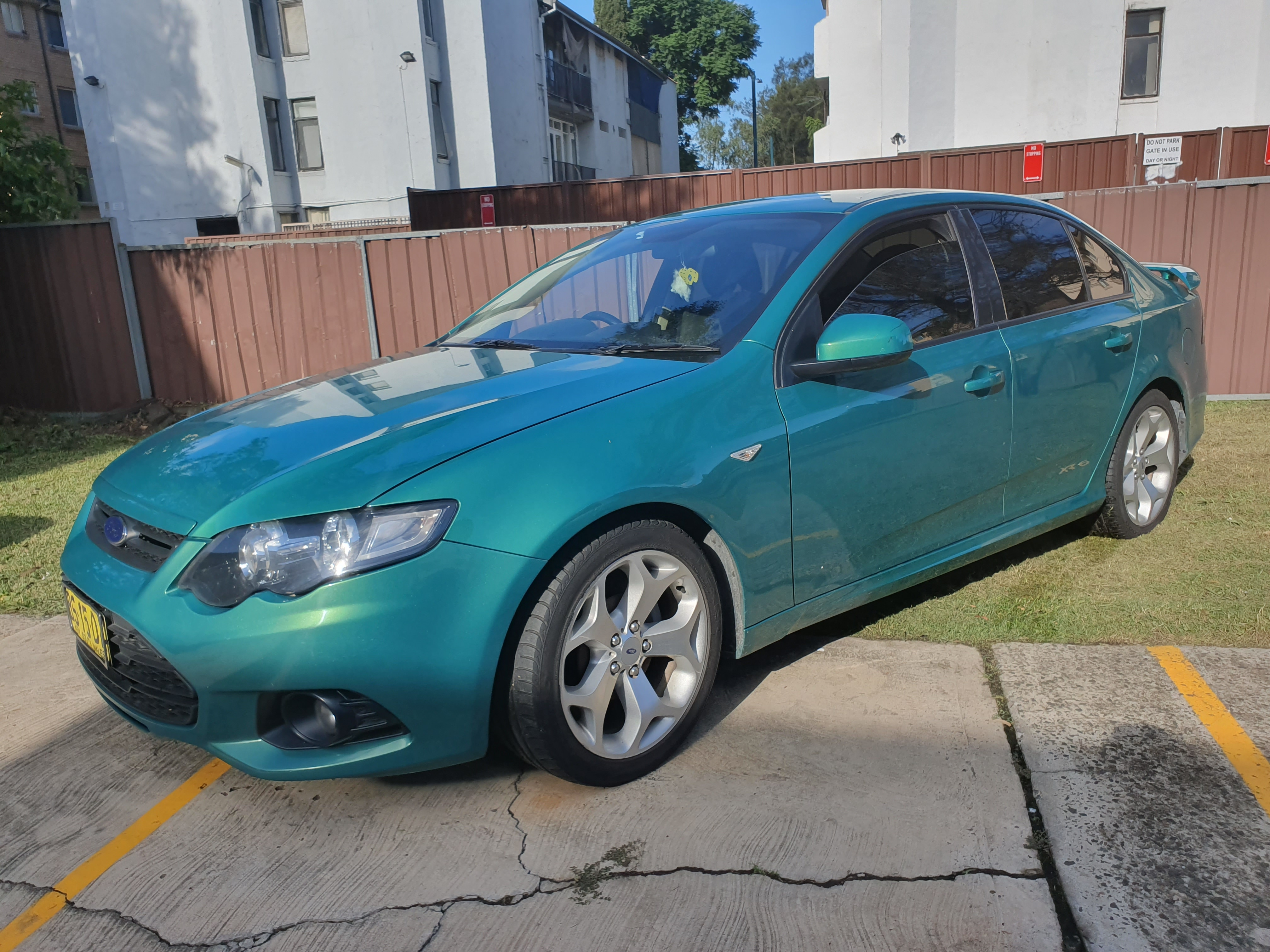 Picture of Paramdeep's 2012 Ford Xr6