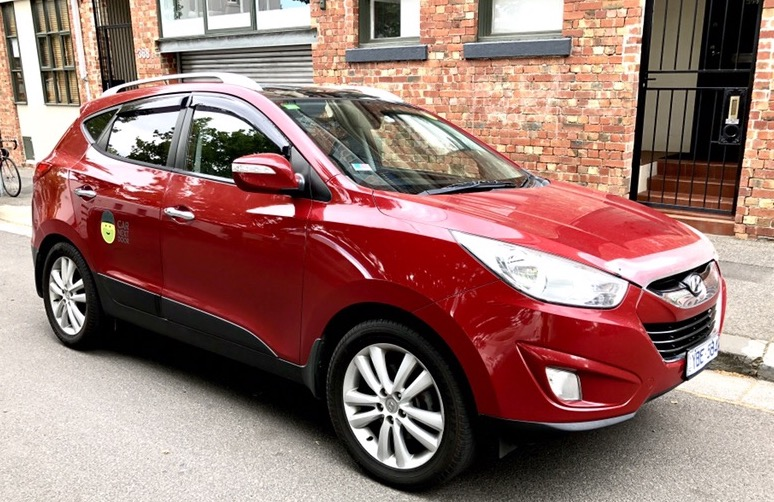 Picture of Jack's 2011 Hyundai ix35