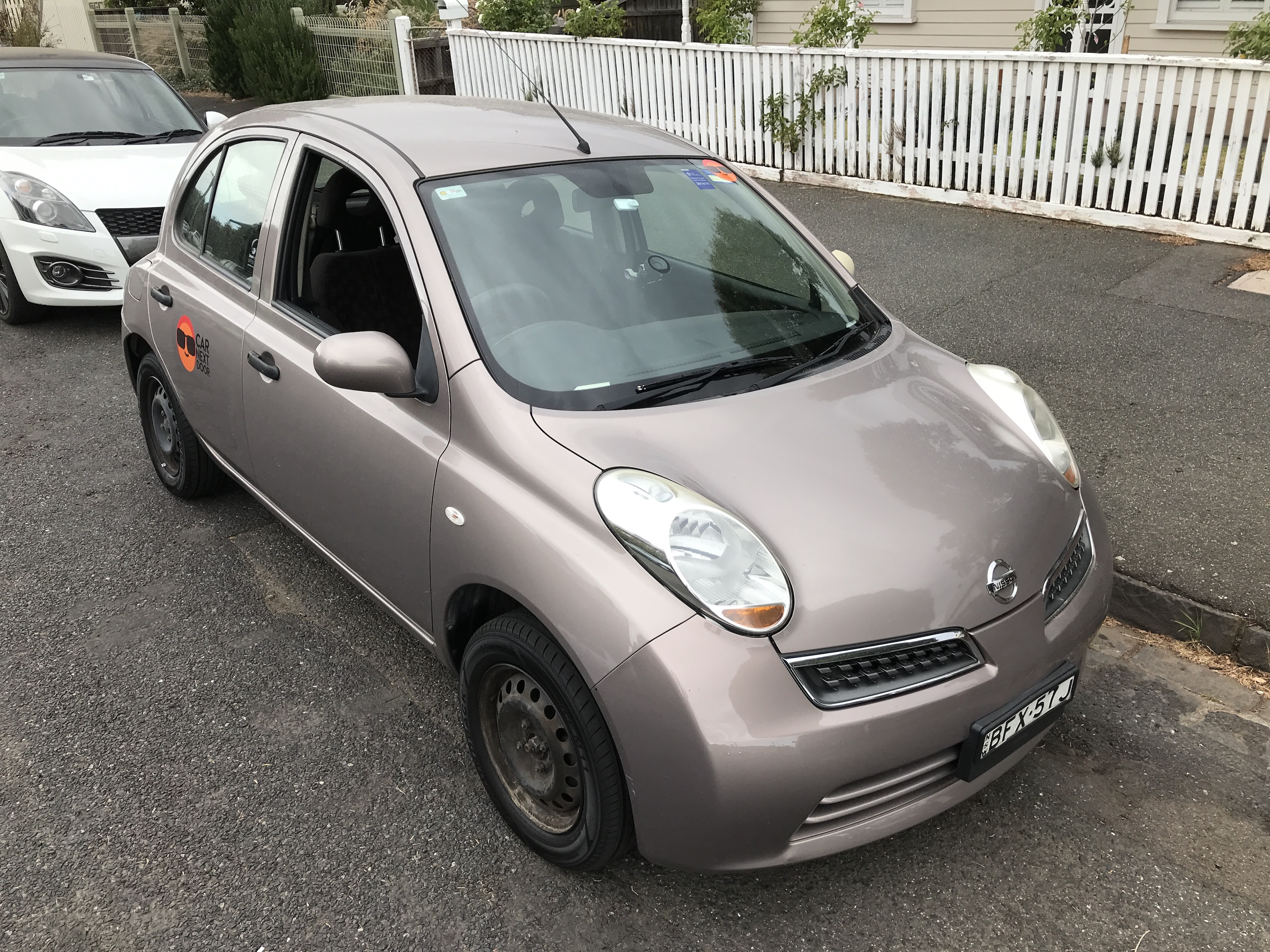Picture of Palwesha's 2008 Nissan Micra